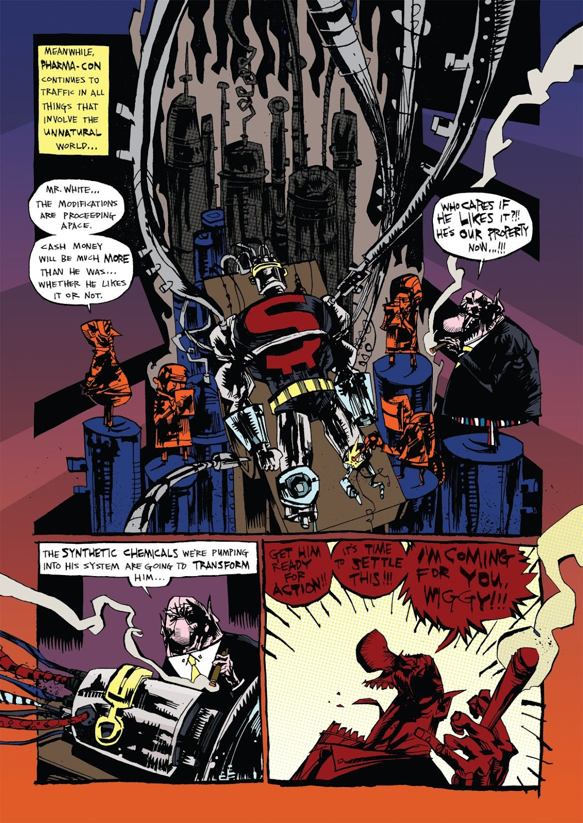 Read online Marijuanaman comic -  Issue # Full - 33
