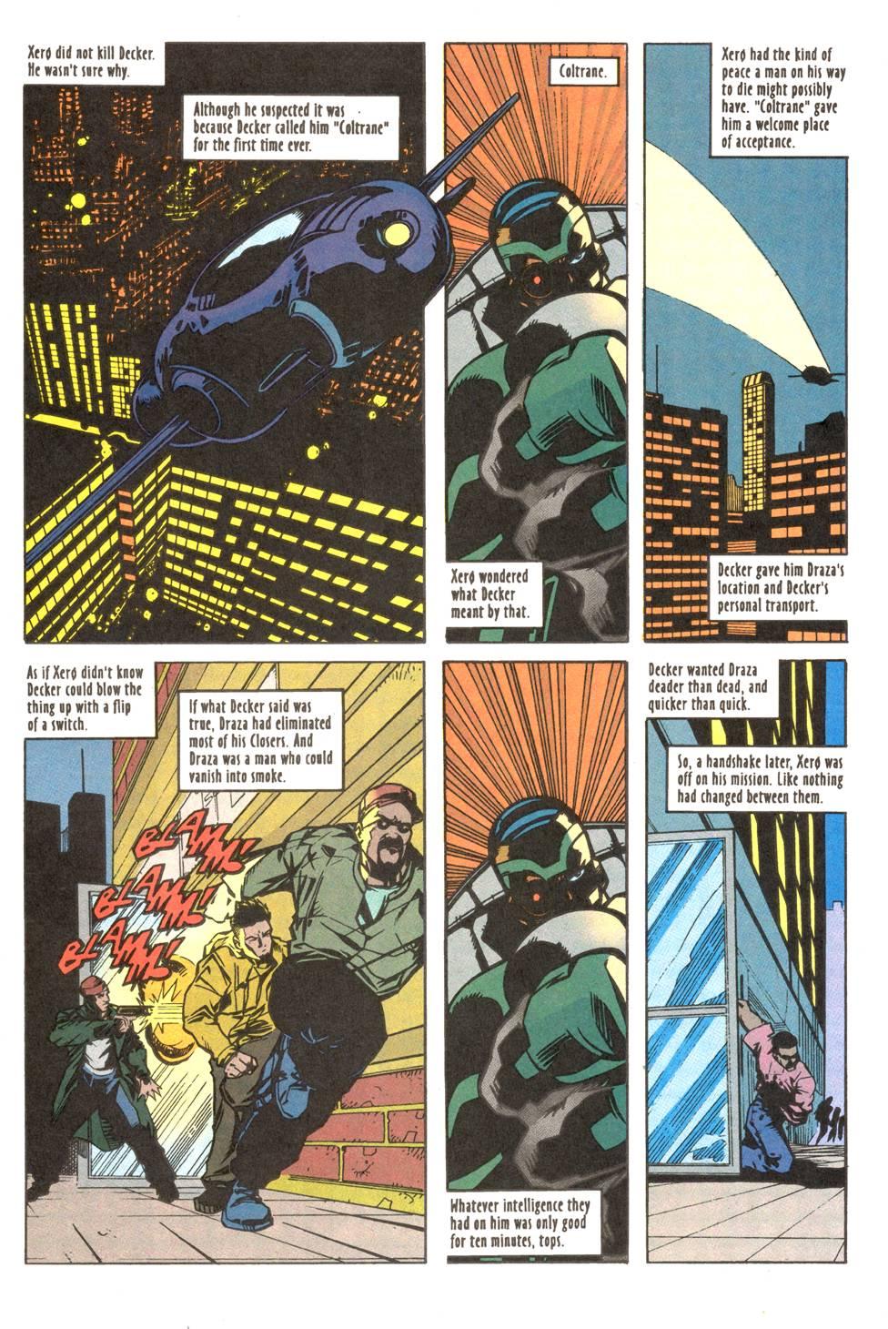 Read online Xero comic -  Issue #11 - 22