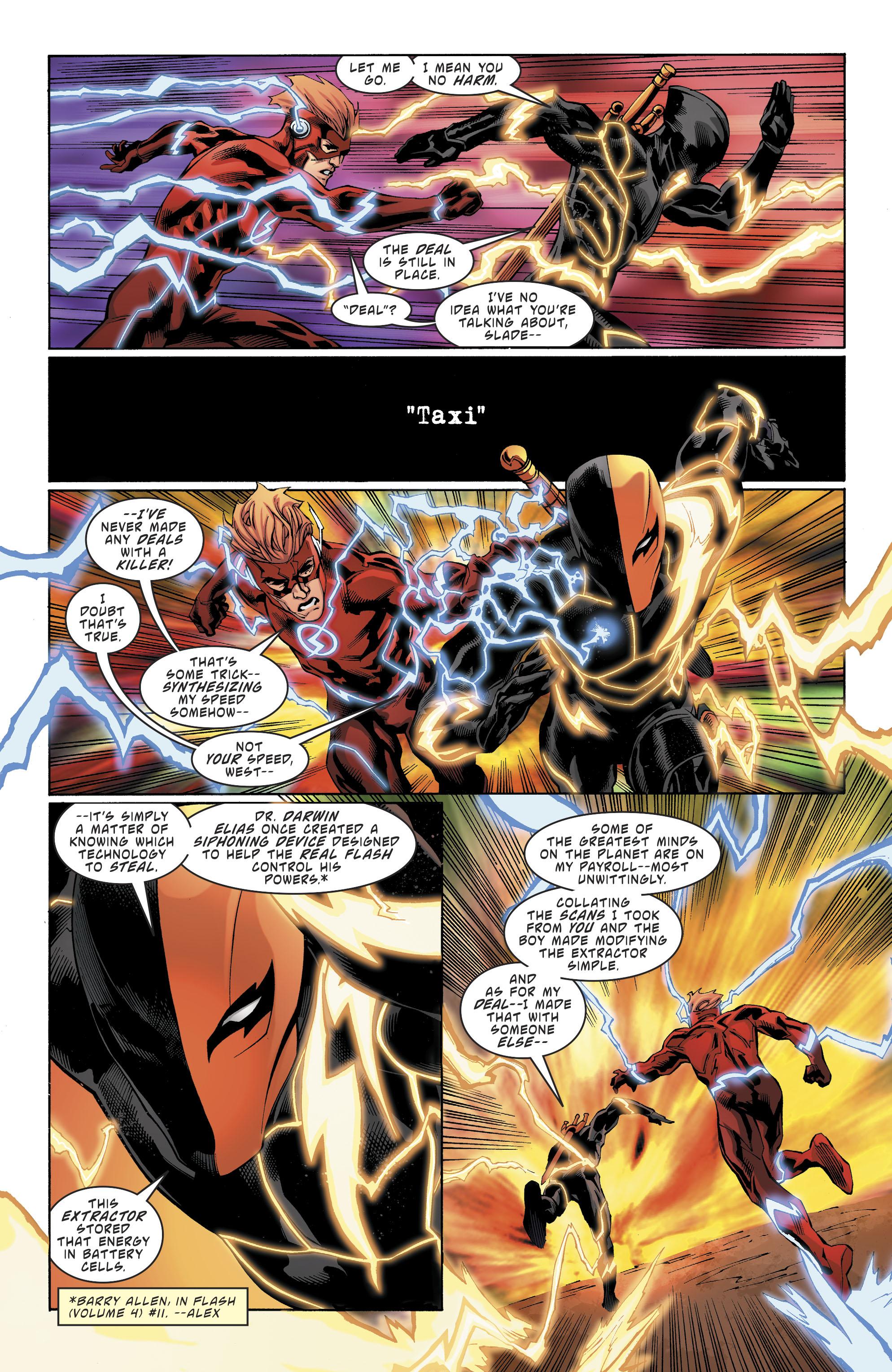 Read online Deathstroke (2016) comic -  Issue #19 - 5