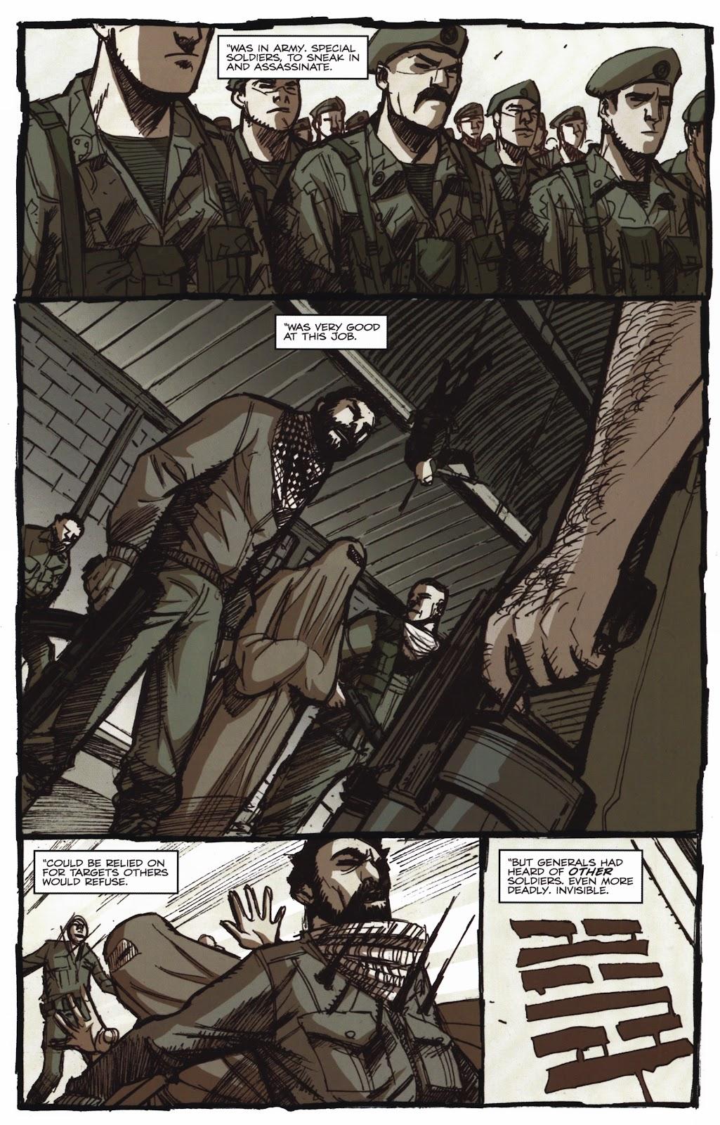 G.I. Joe Cobra (2011) Issue #20 #20 - English 9