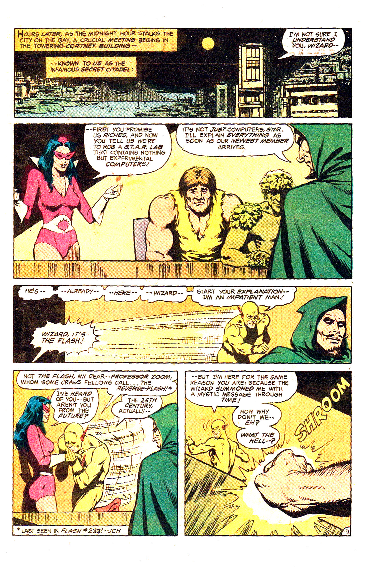 Read online Secret Society of Super-Villains comic -  Issue #12 - 15