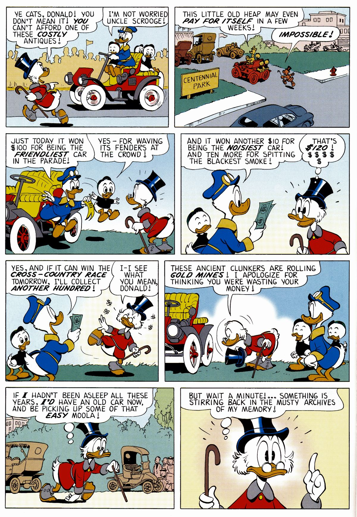 Read online Uncle Scrooge (1953) comic -  Issue #327 - 34