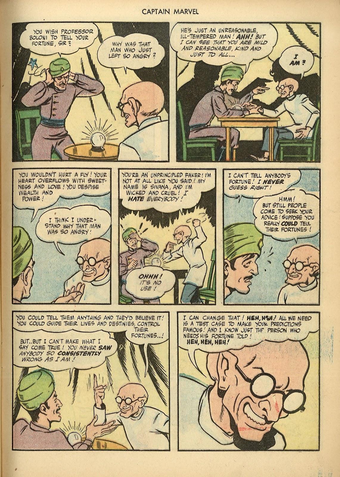 Captain Marvel Adventures issue 70 - Page 5