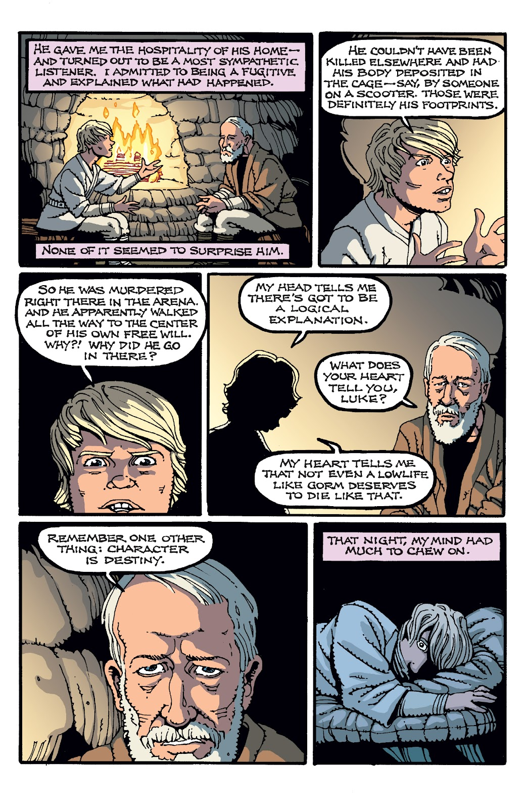 Read online Star Wars Legends Epic Collection: The Empire comic -  Issue # TPB 5 (Part 5) - 61