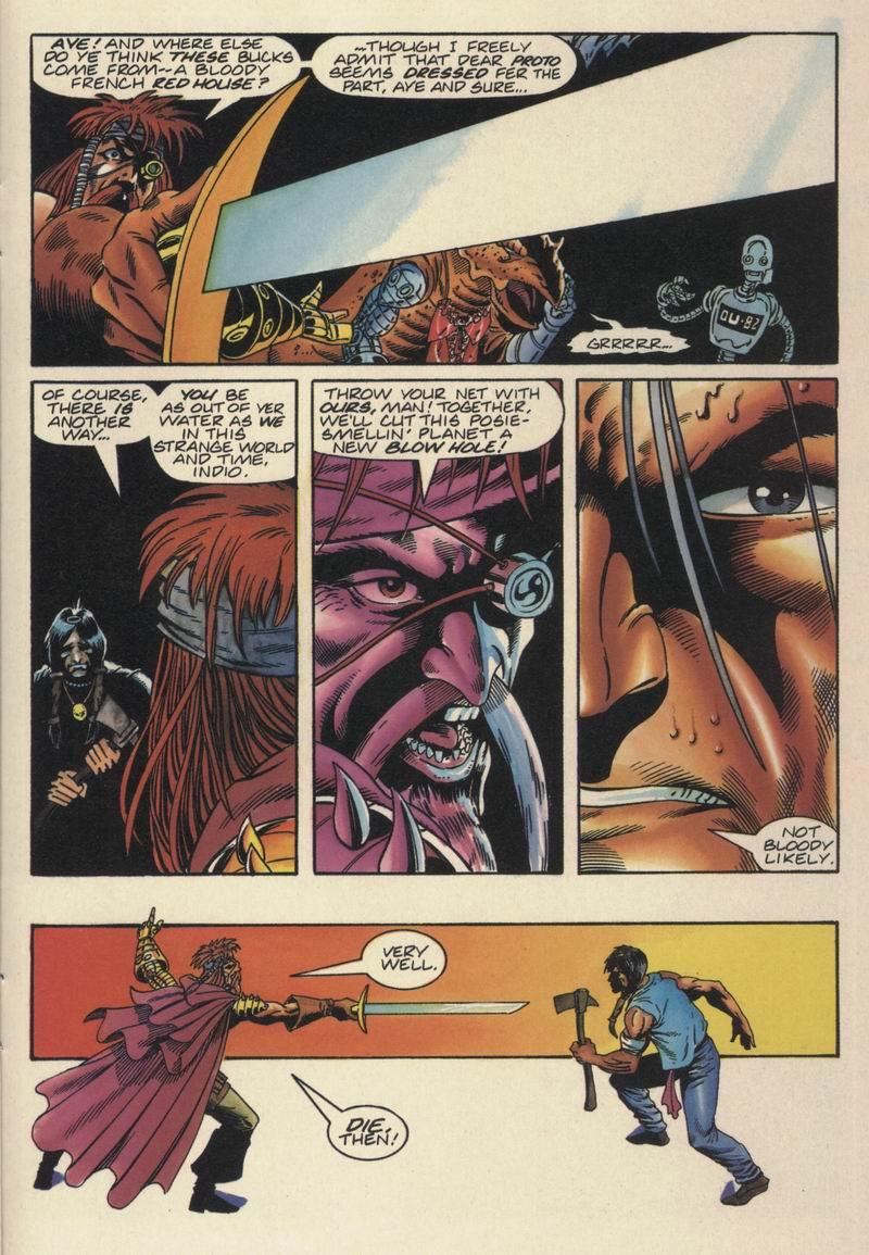Read online Turok, Dinosaur Hunter (1993) comic -  Issue #15 - 18