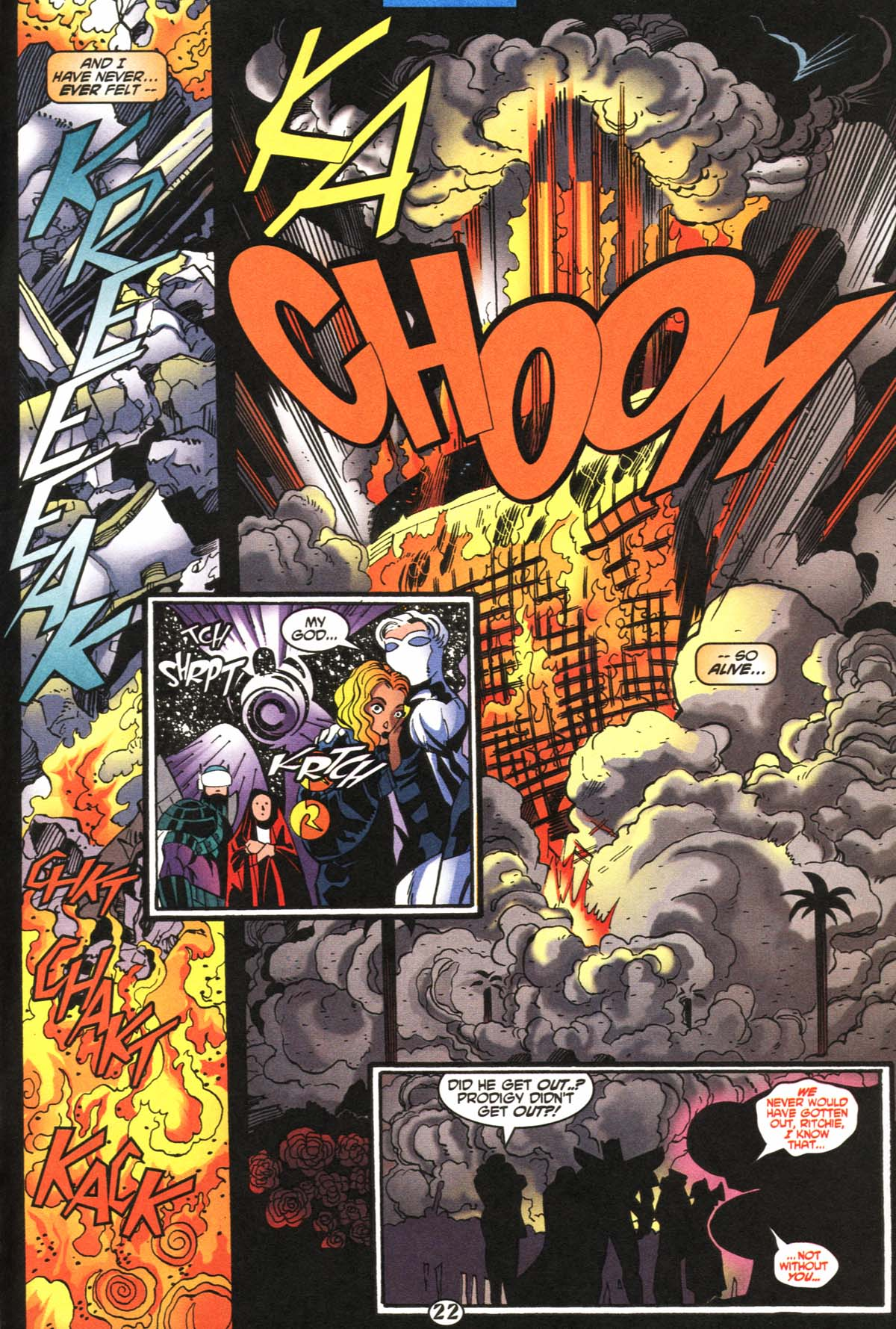 Read online Slingers comic -  Issue #5 - 23