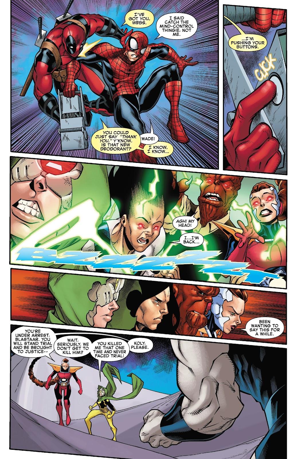 Read online Spider-Man/Deadpool comic -  Issue #45 - 18
