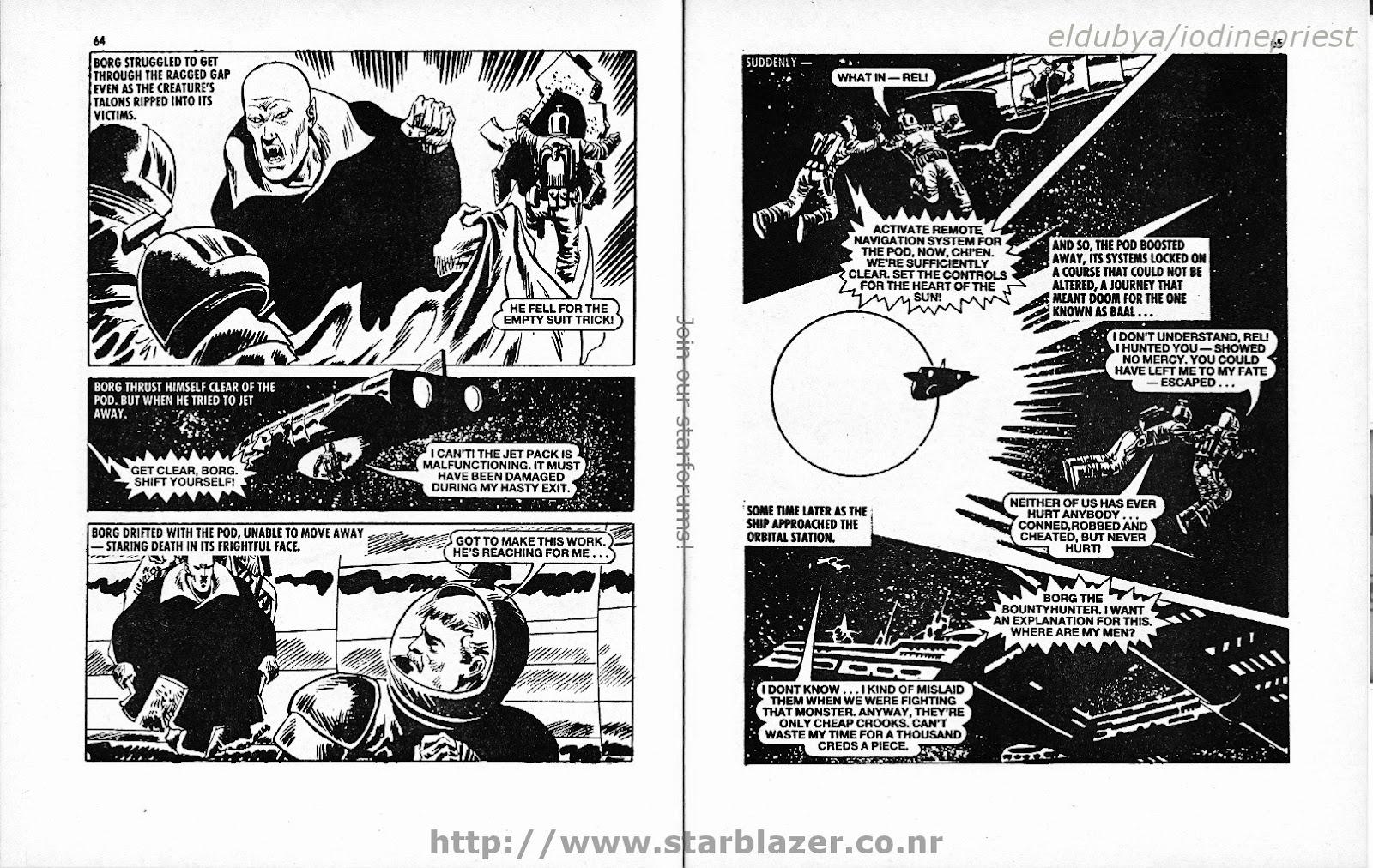 Starblazer issue 208 - Page 34