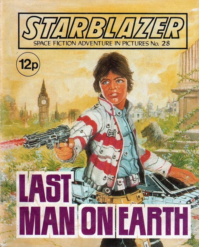 Starblazer issue 28 - Page 1
