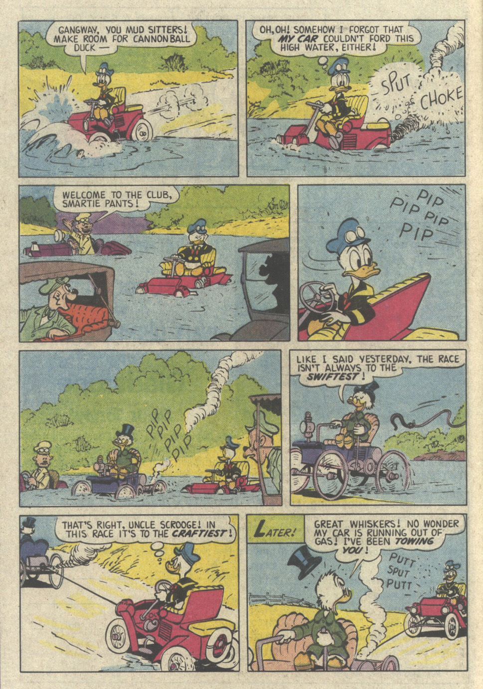 Read online Uncle Scrooge (1953) comic -  Issue #228 - 12
