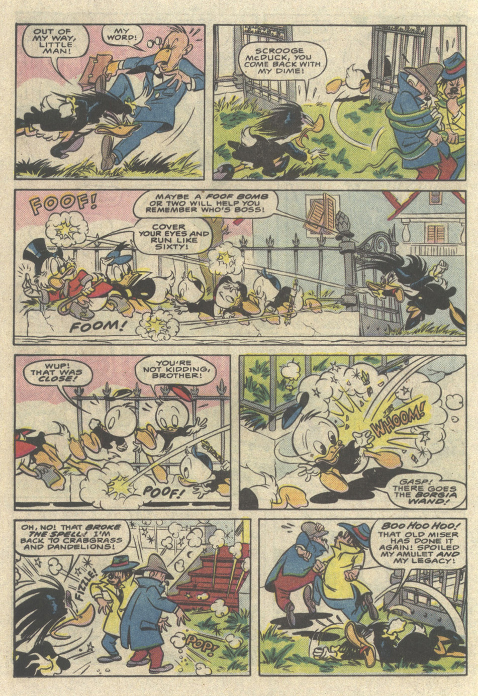 Read online Uncle Scrooge (1953) comic -  Issue #221 - 24