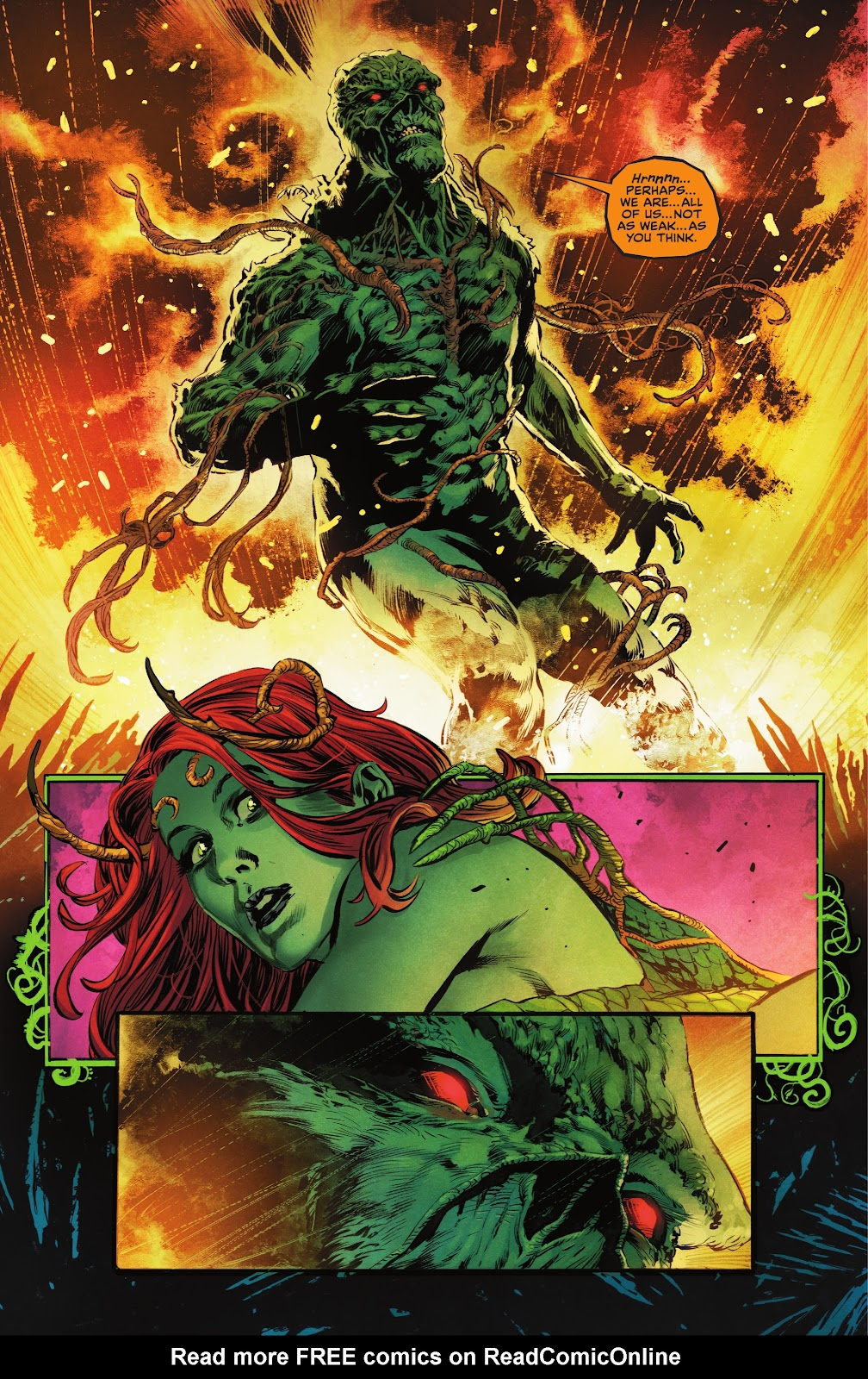 The Swamp Thing issue 3 - Page 18