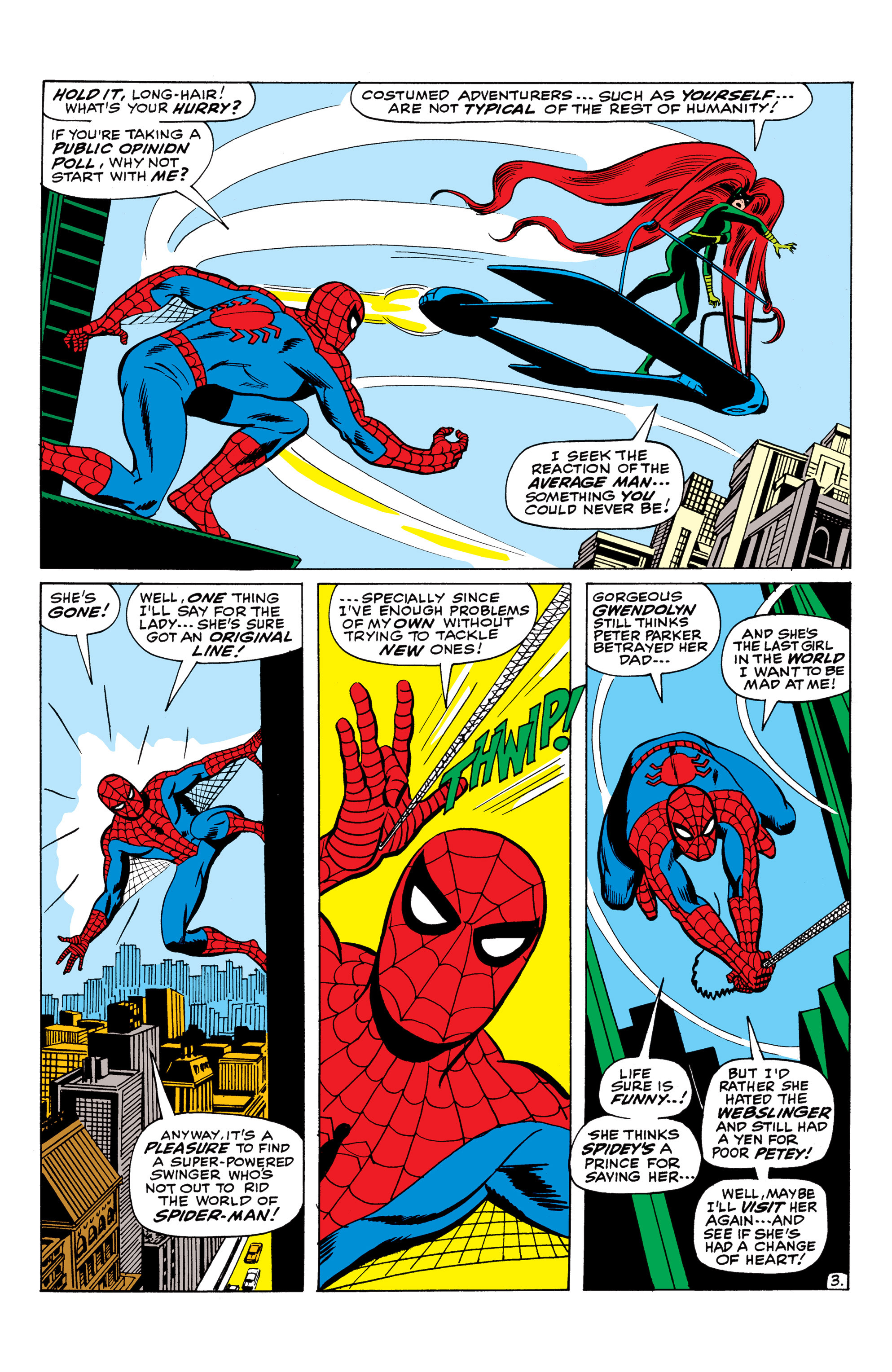 The Amazing Spider-Man (1963) 62 Page 3