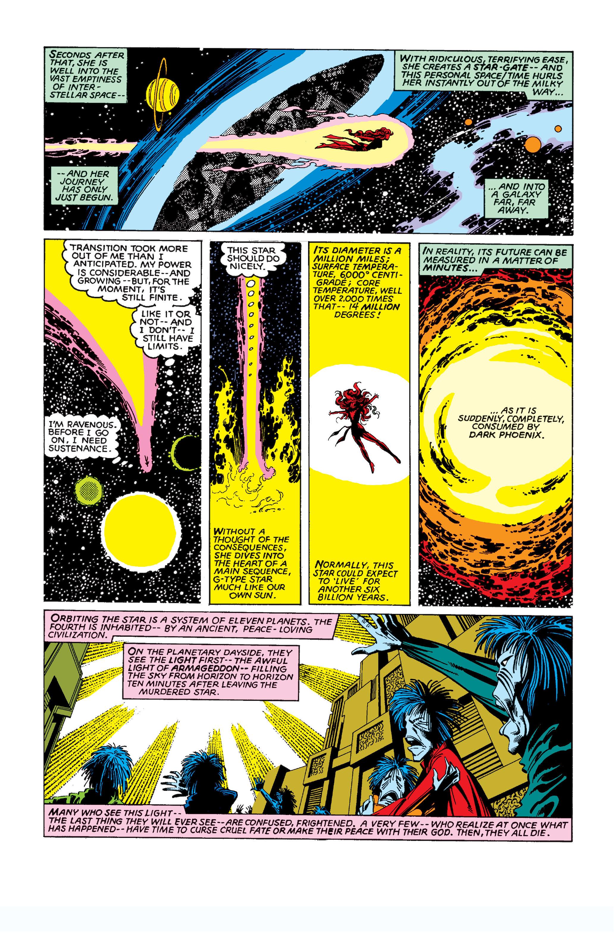 Read online Uncanny X-Men (1963) comic -  Issue #135 - 13