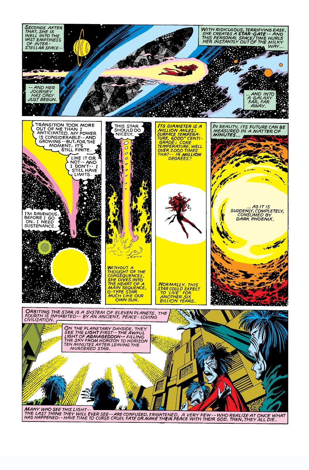 Uncanny X-Men (1963) issue 135 - Page 13