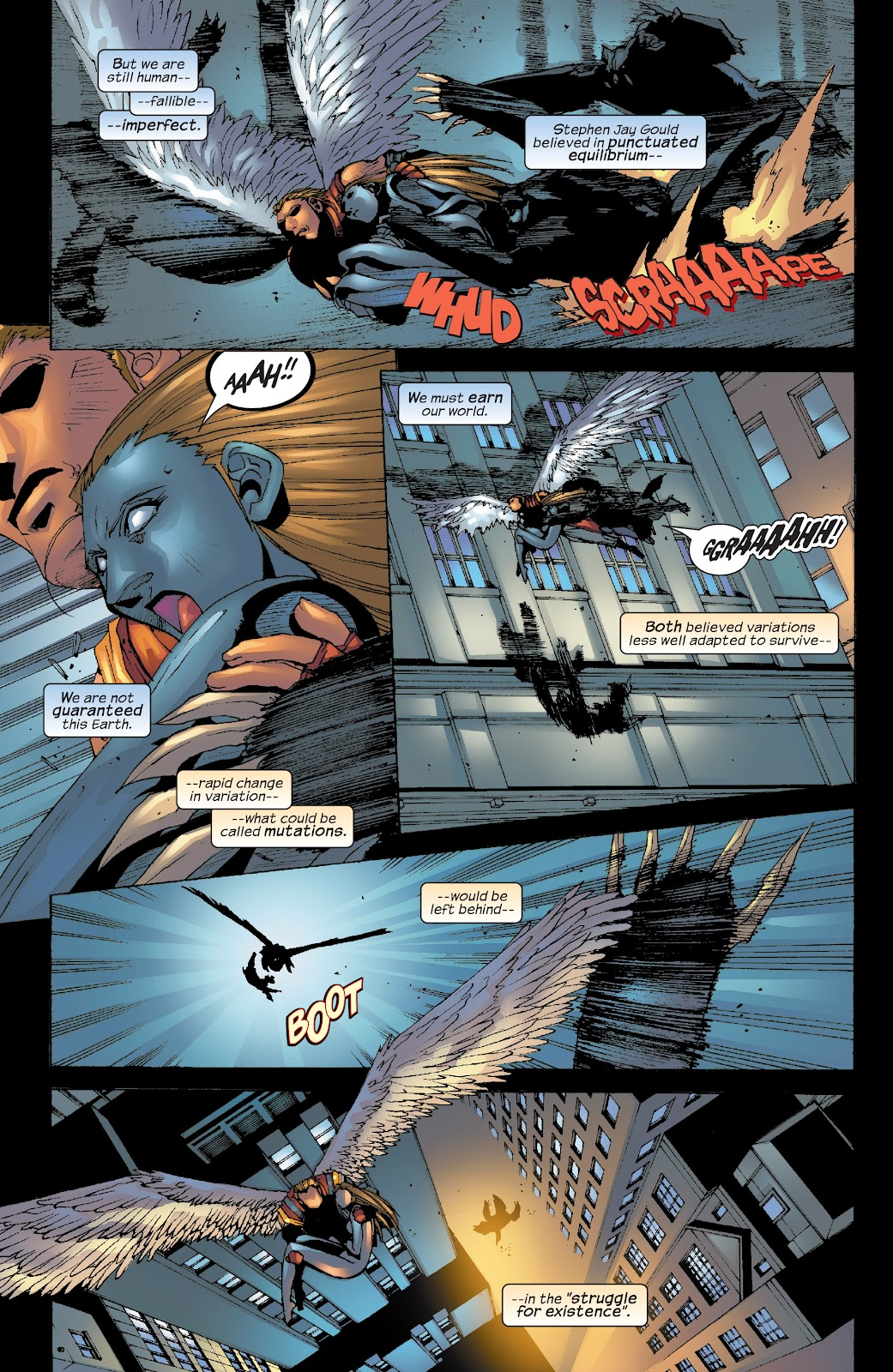 Read online X-Men: Unstoppable comic -  Issue # TPB (Part 3) - 34