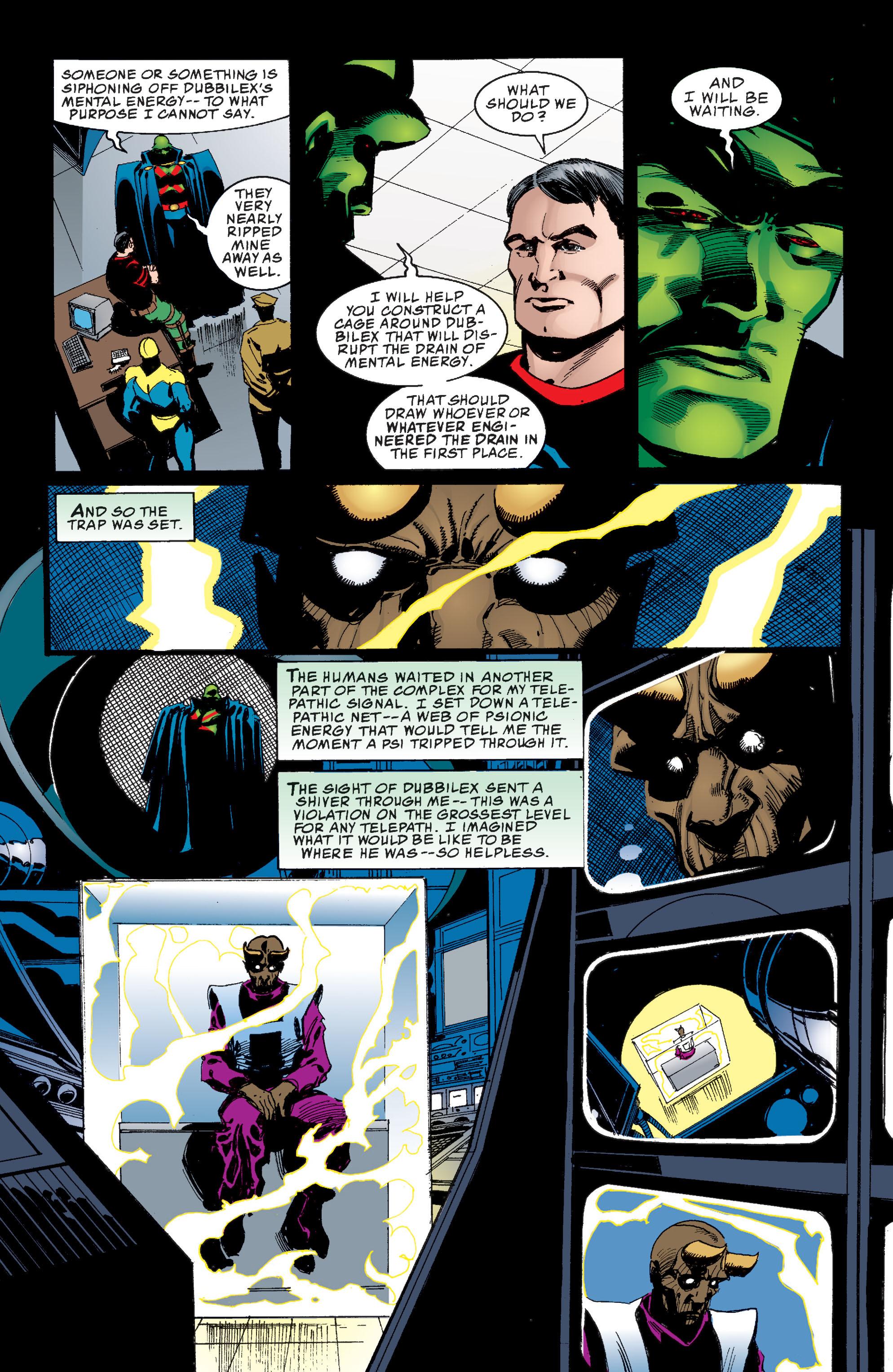 Read online Martian Manhunter: Son of Mars comic -  Issue # TPB - 87