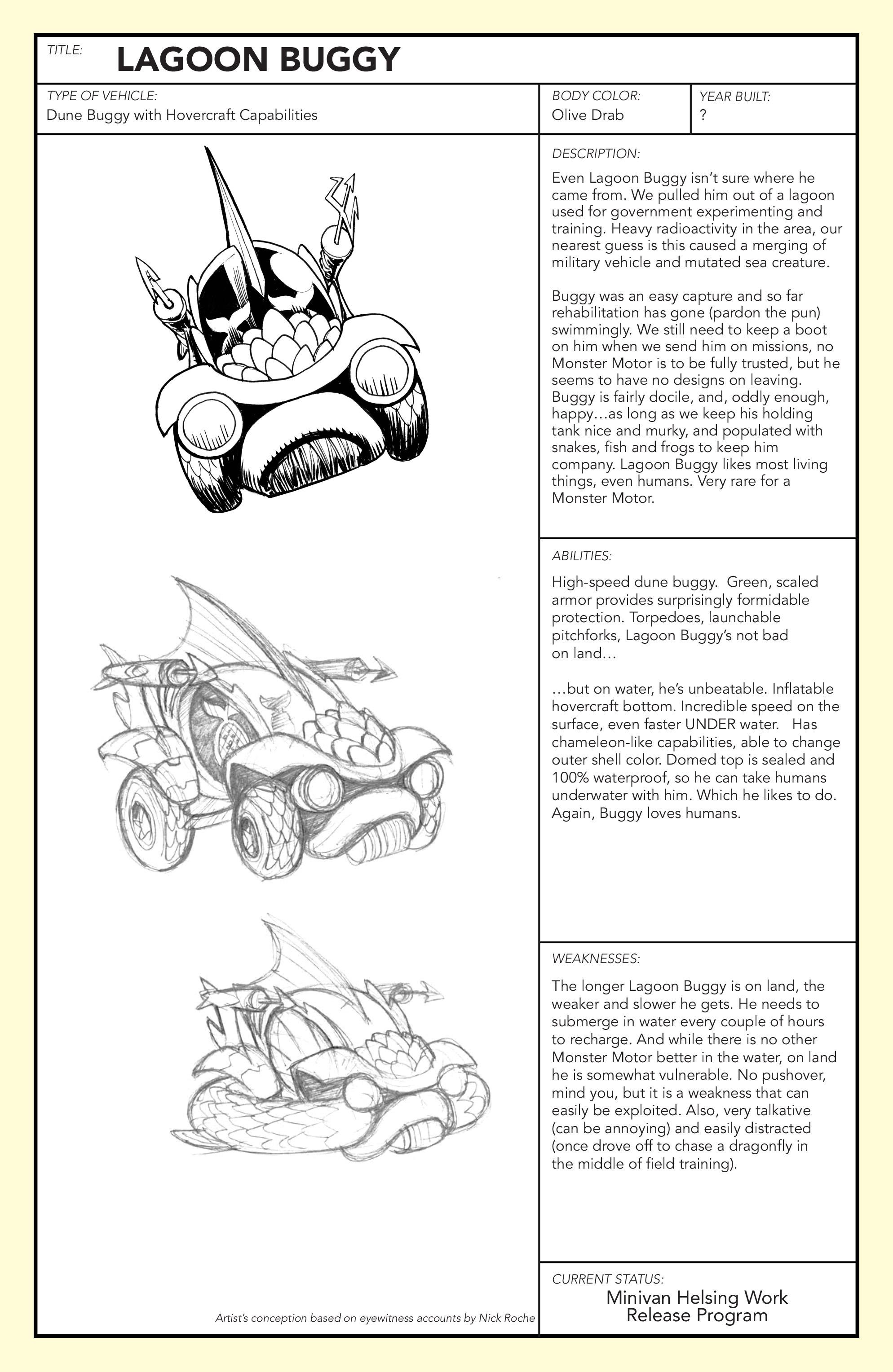 Read online Monster Motors comic -  Issue # Full - 48
