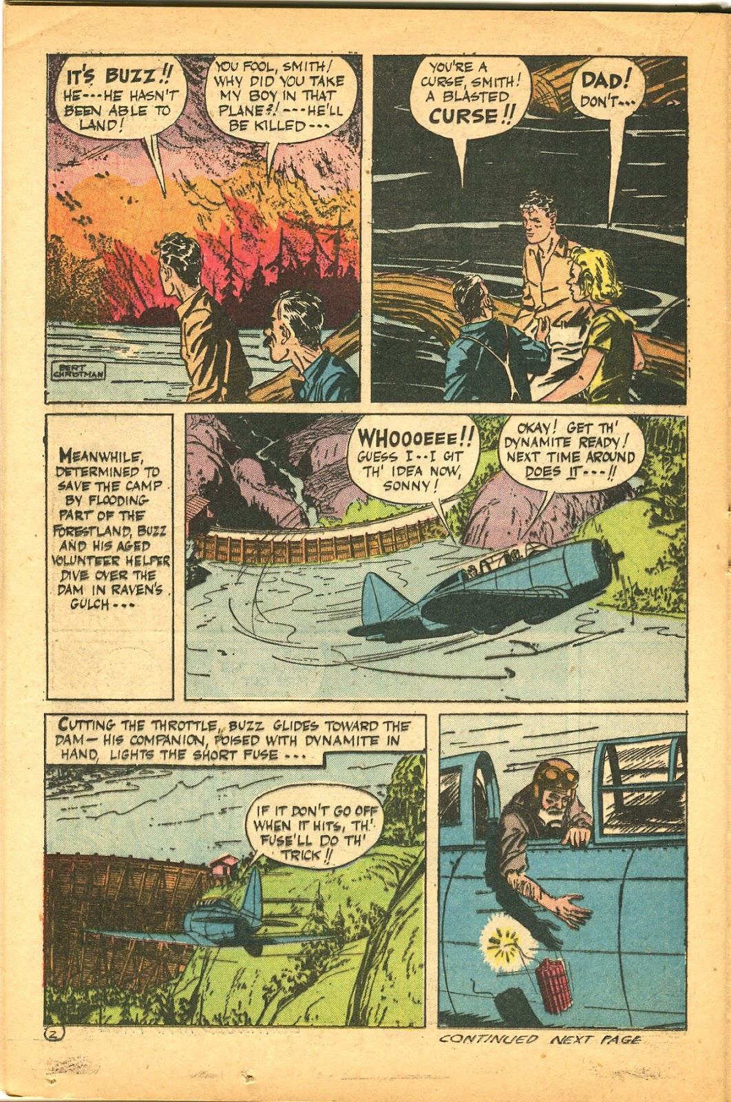 Read online Famous Funnies comic -  Issue #119 - 30