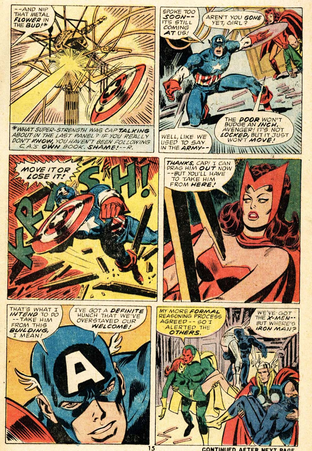 The Avengers (1963) 110 Page 11