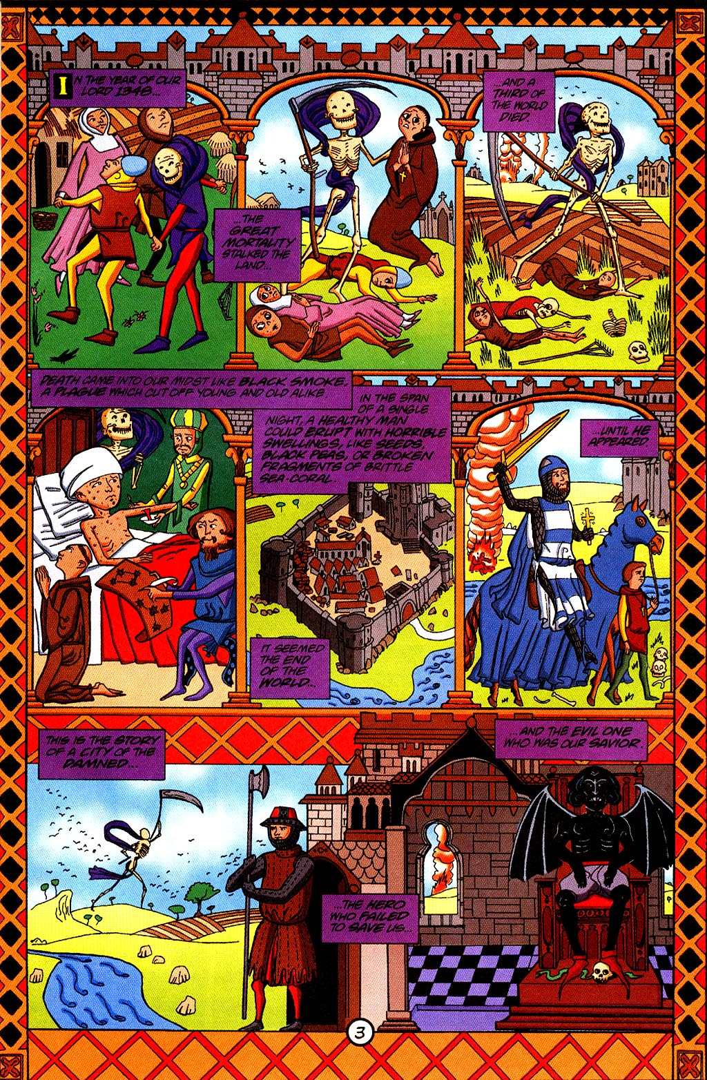 Read online Rune (1995) comic -  Issue #4 - 4