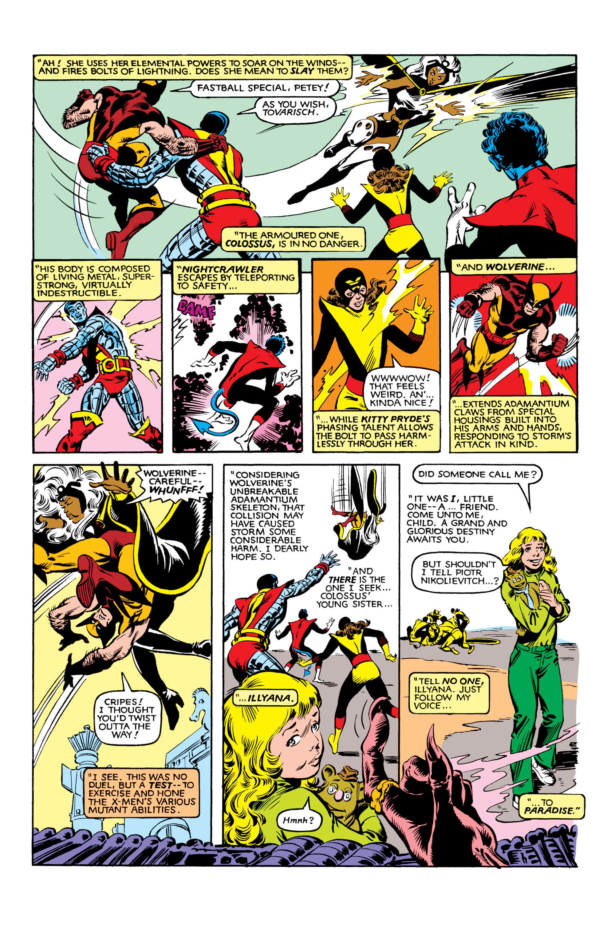Read online Uncanny X-Men (1963) comic -  Issue #160 - 3