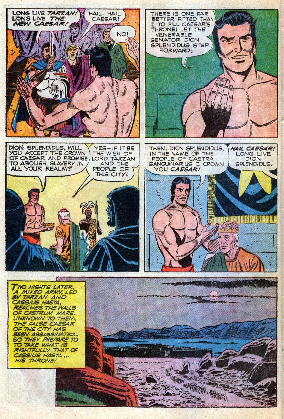 Tarzan (1962) issue 195 - Page 24