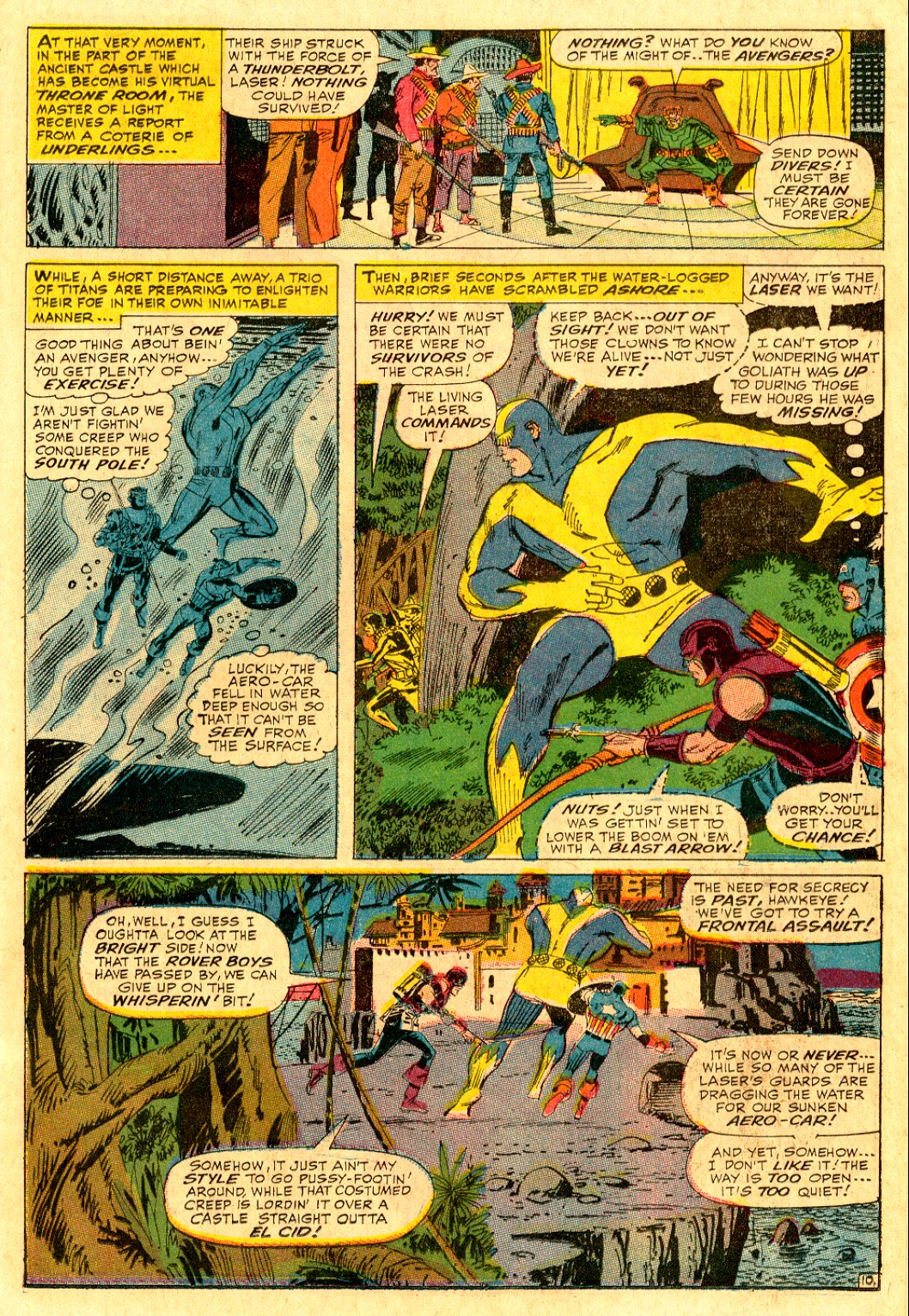 The Avengers (1963) 35 Page 11