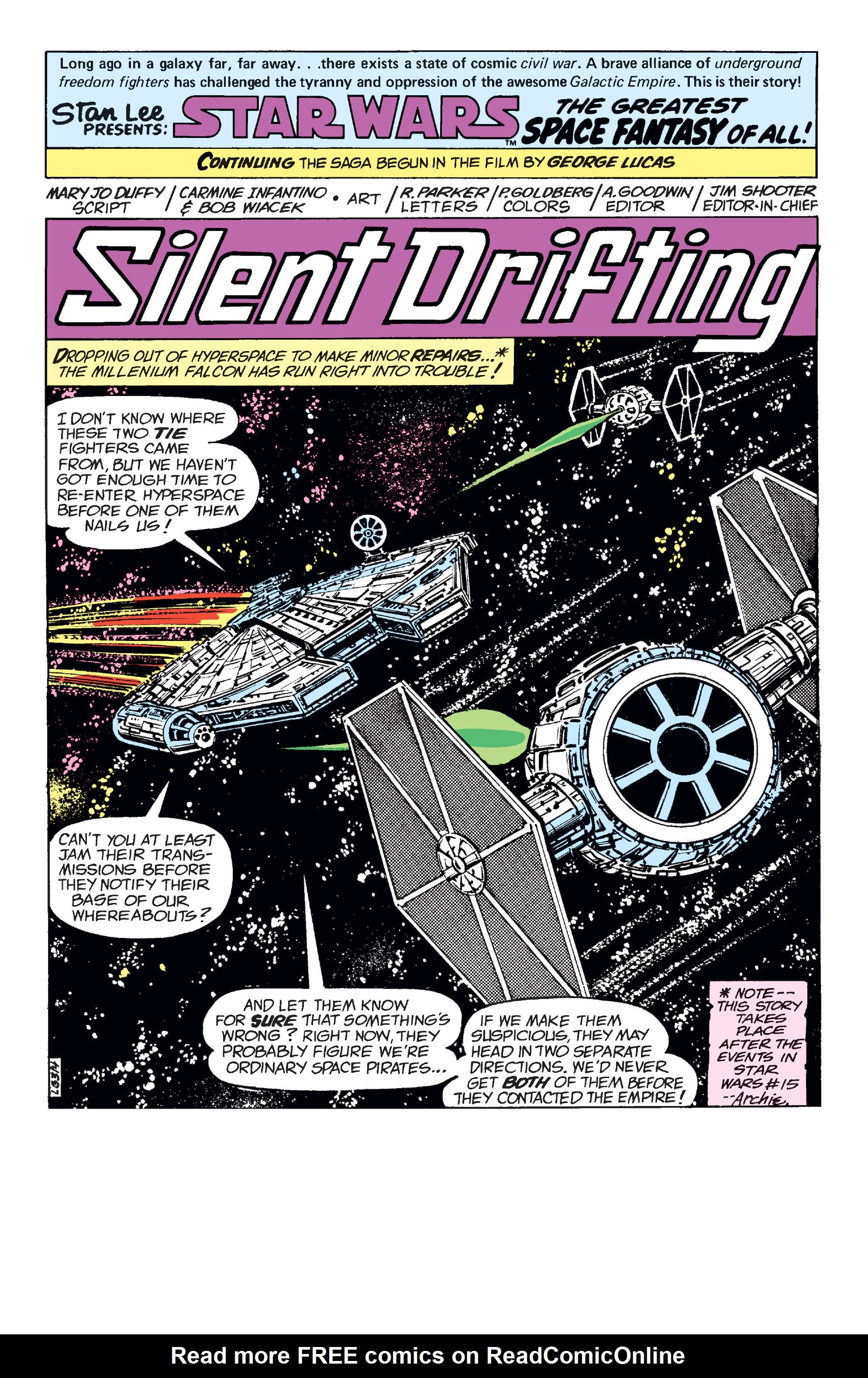 Read online Star Wars Omnibus comic -  Issue # Vol. 13 - 420