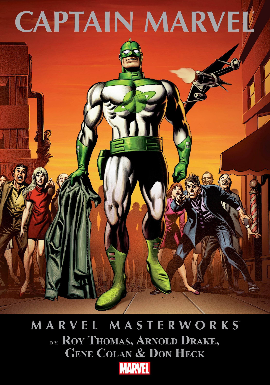 Marvel Masterworks: Captain Marvel TPB_1_(Part_1) Page 1