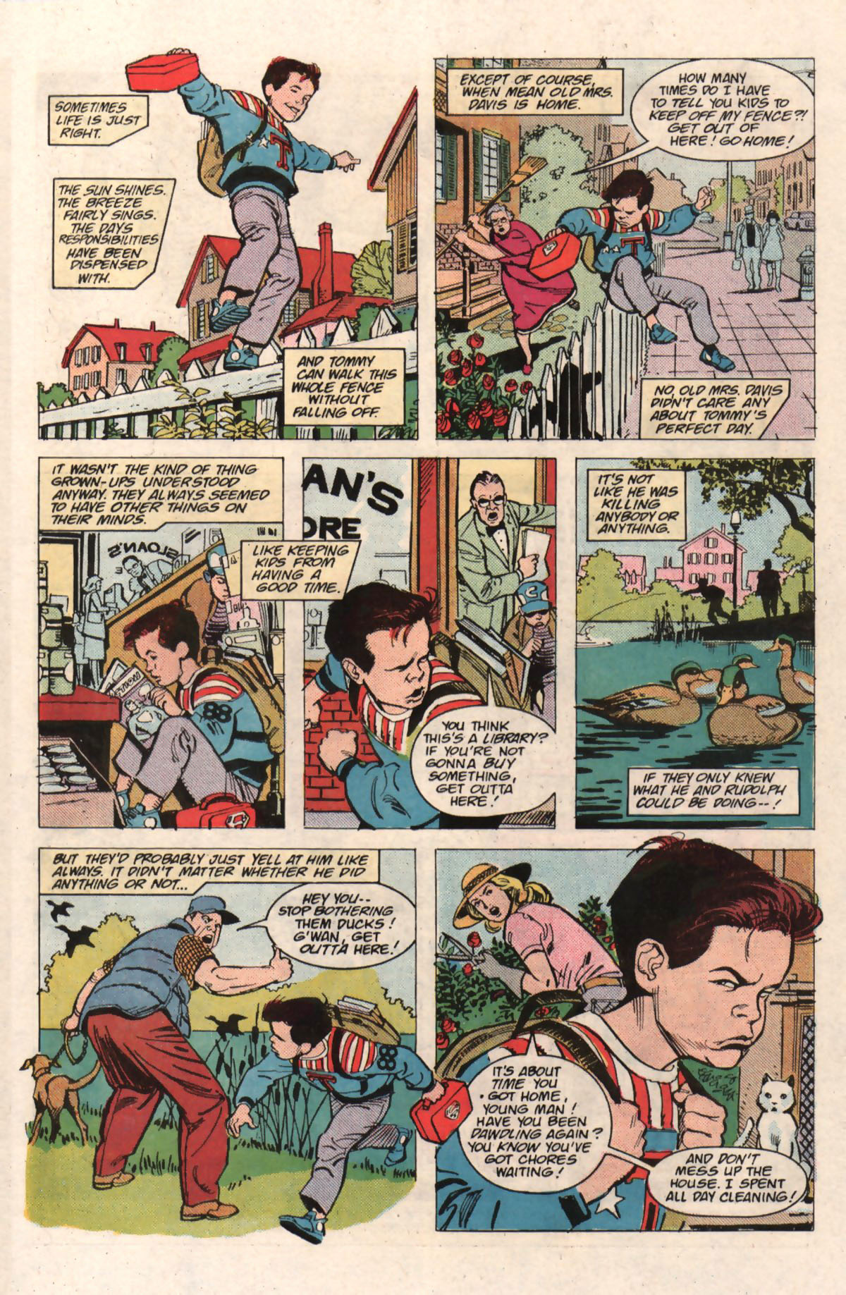 Read online Action Comics (1938) comic -  Issue #641 - 33
