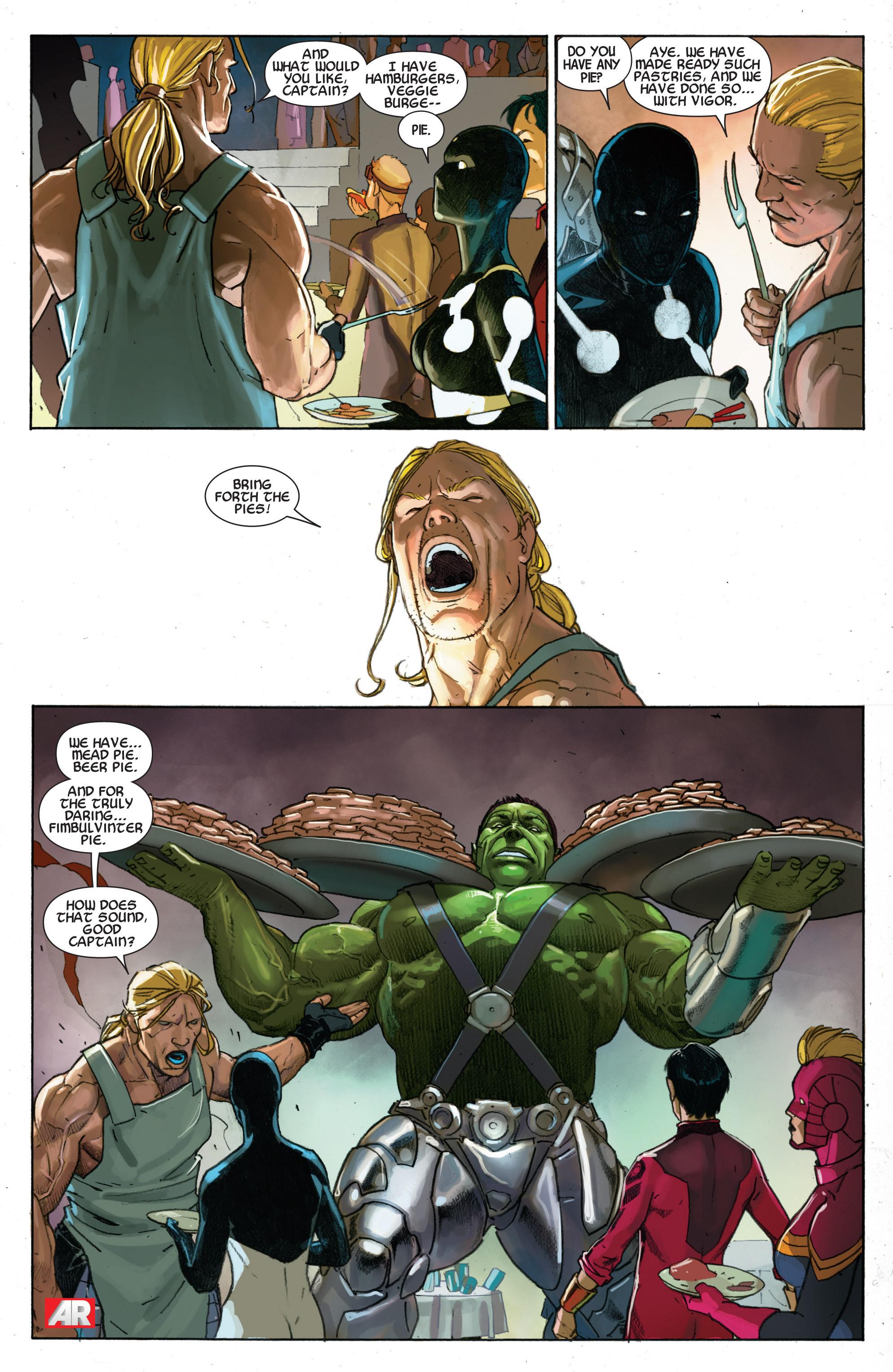 Read online Avengers (2013) comic -  Issue #Avengers (2013) _TPB 5 - 14