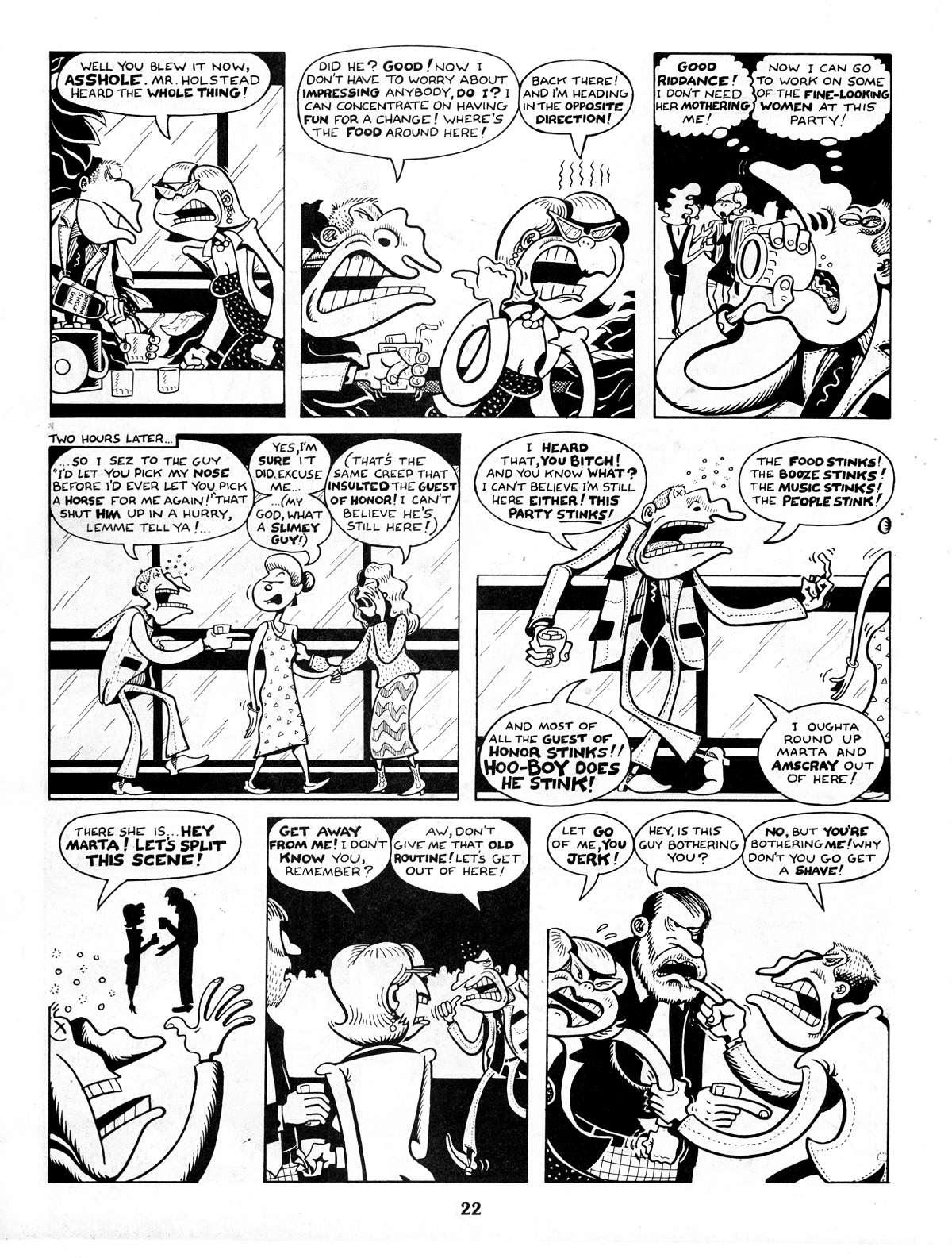 Read online Neat Stuff comic -  Issue #7 - 24