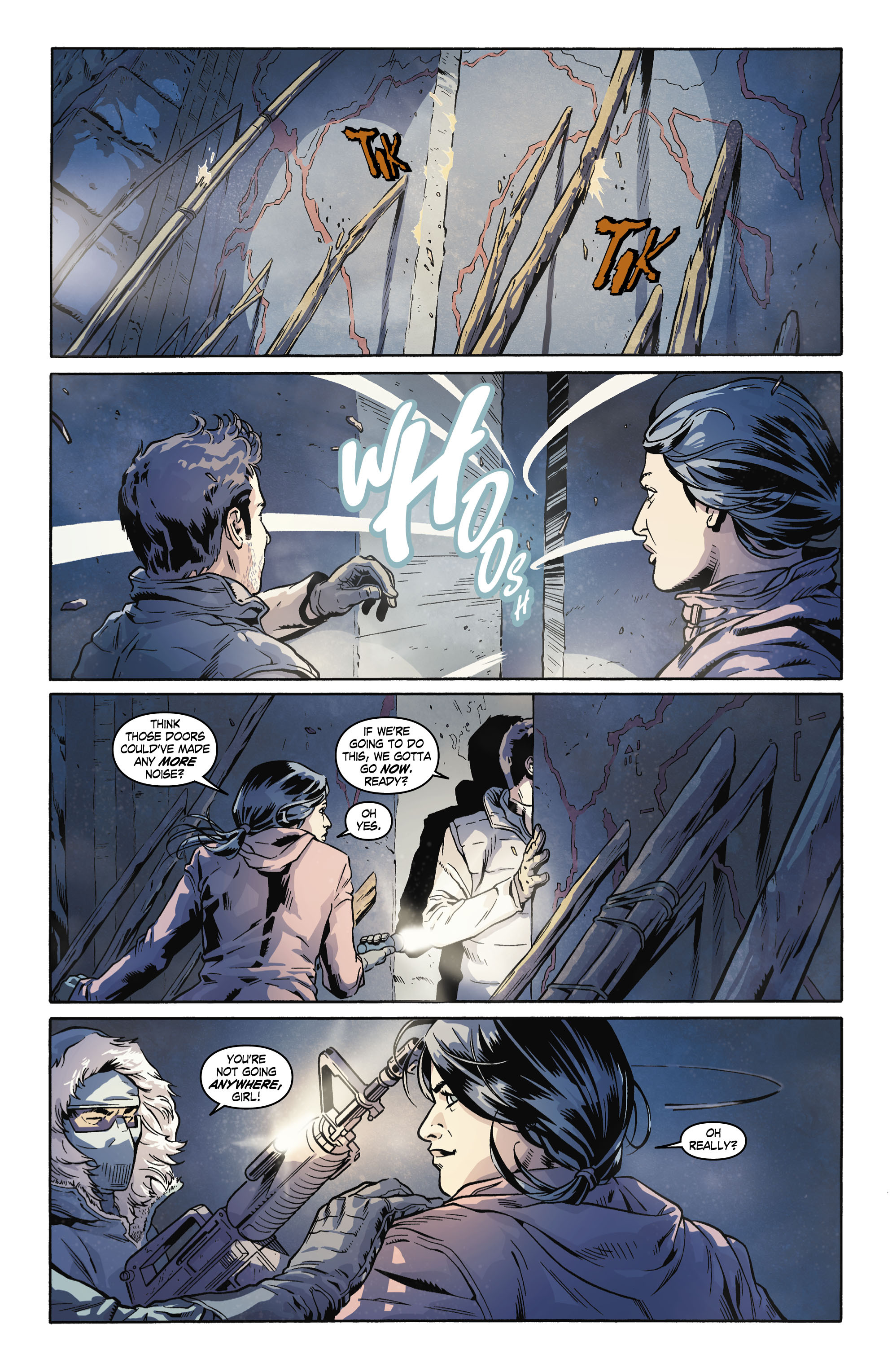 Read online Uncharted comic -  Issue #4 - 9