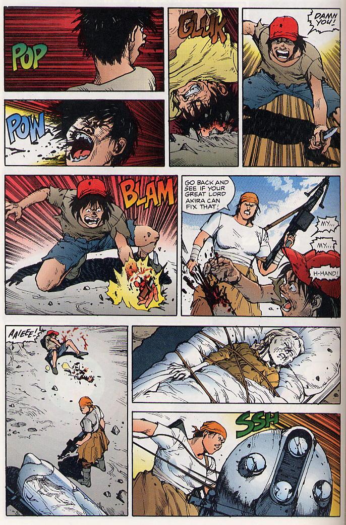 Read online Akira comic -  Issue #19 - 55