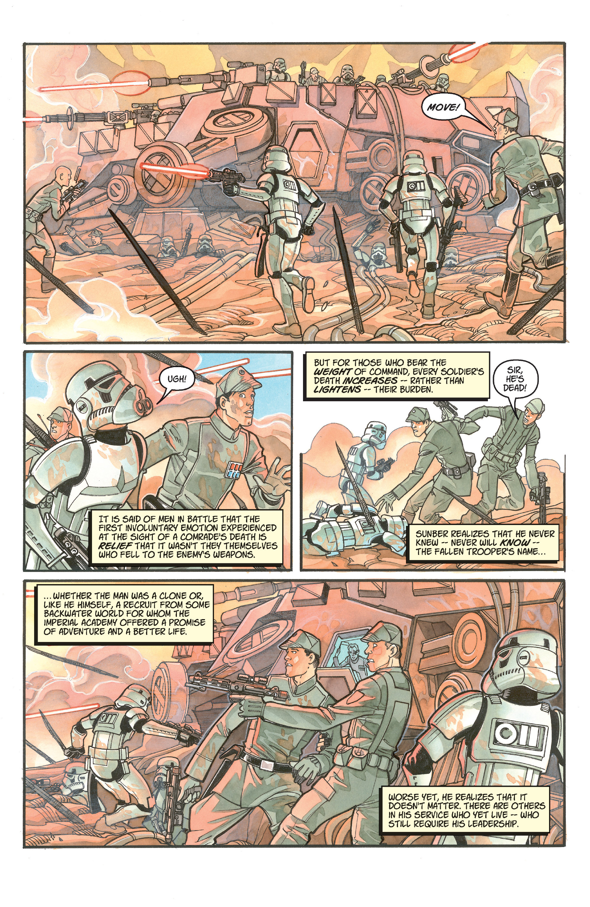 Read online Star Wars Omnibus comic -  Issue # Vol. 22 - 186