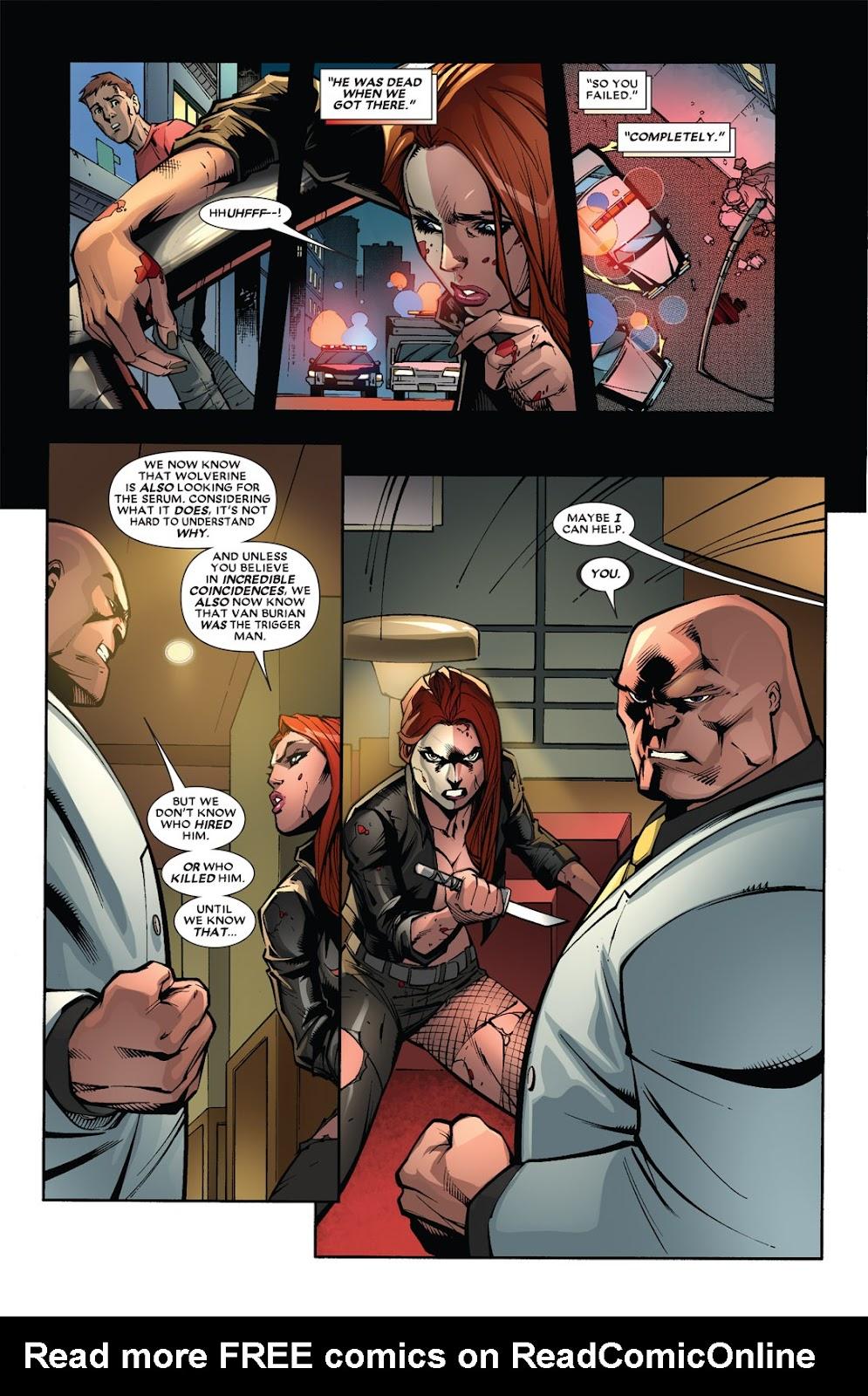 Read online Deadpool (2008) comic -  Issue #51 - 10