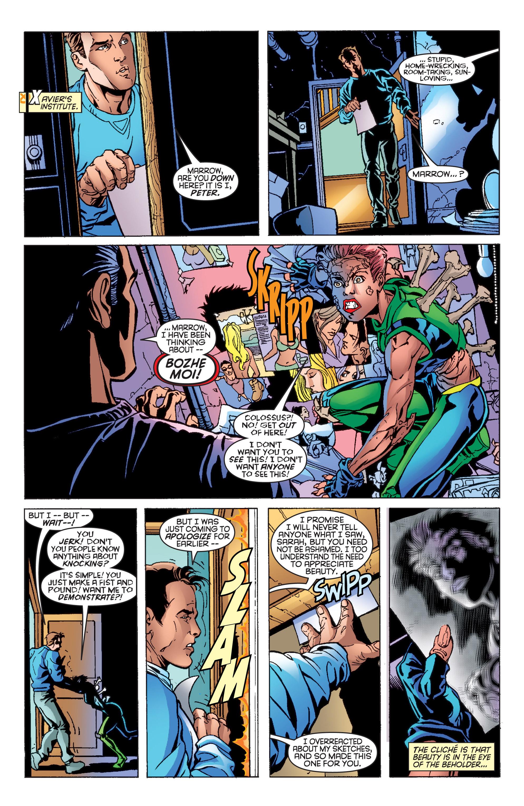 Read online Uncanny X-Men (1963) comic -  Issue #361 - 17