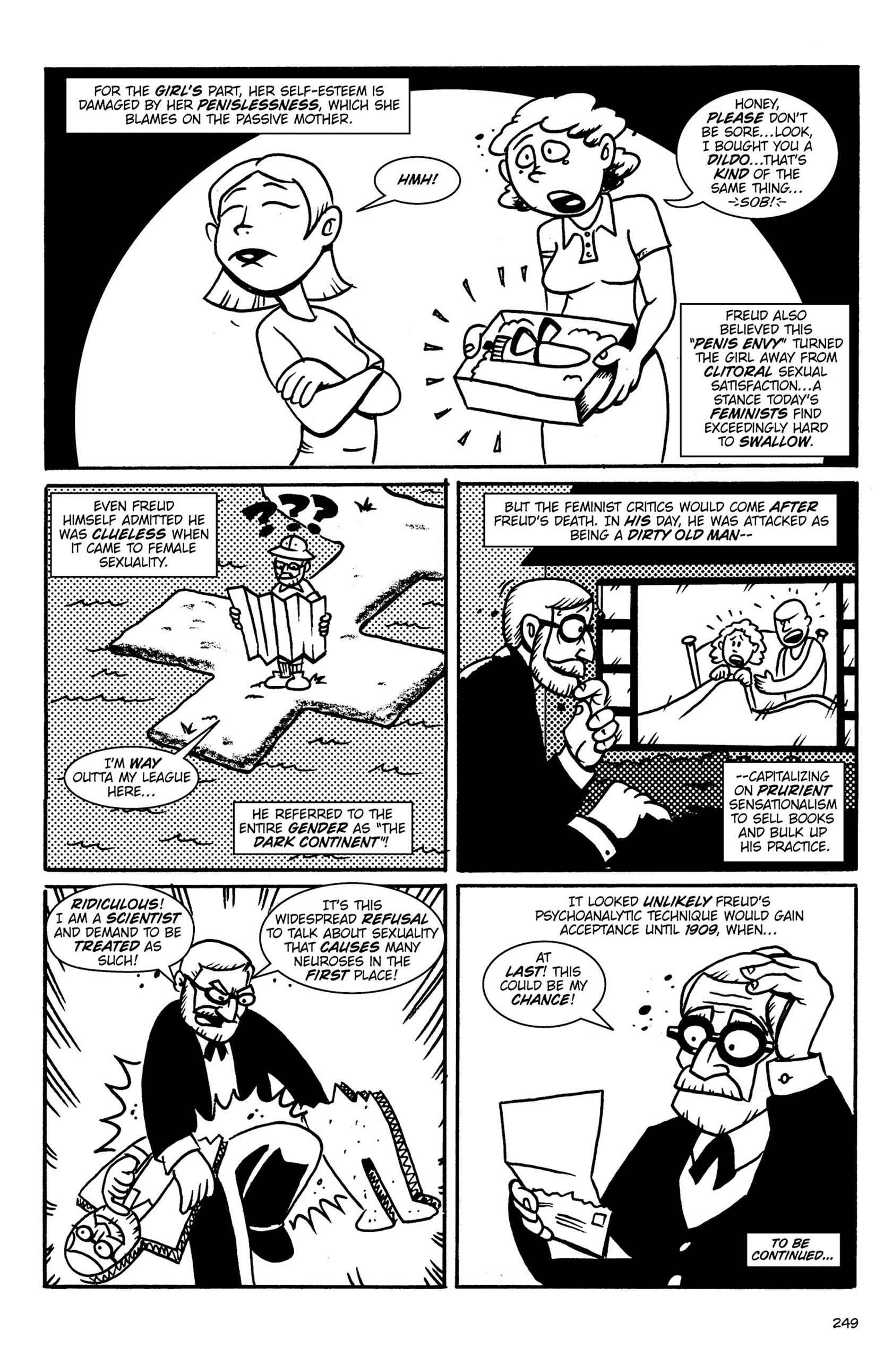 Read online Action Philosophers! comic -  Issue #Action Philosophers! TPB (Part 2) - 77