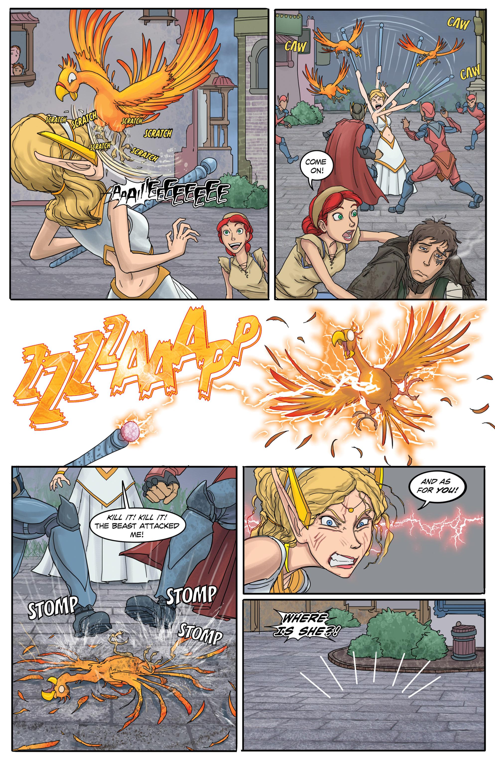 Read online Anne Bonnie comic -  Issue #2 - 21