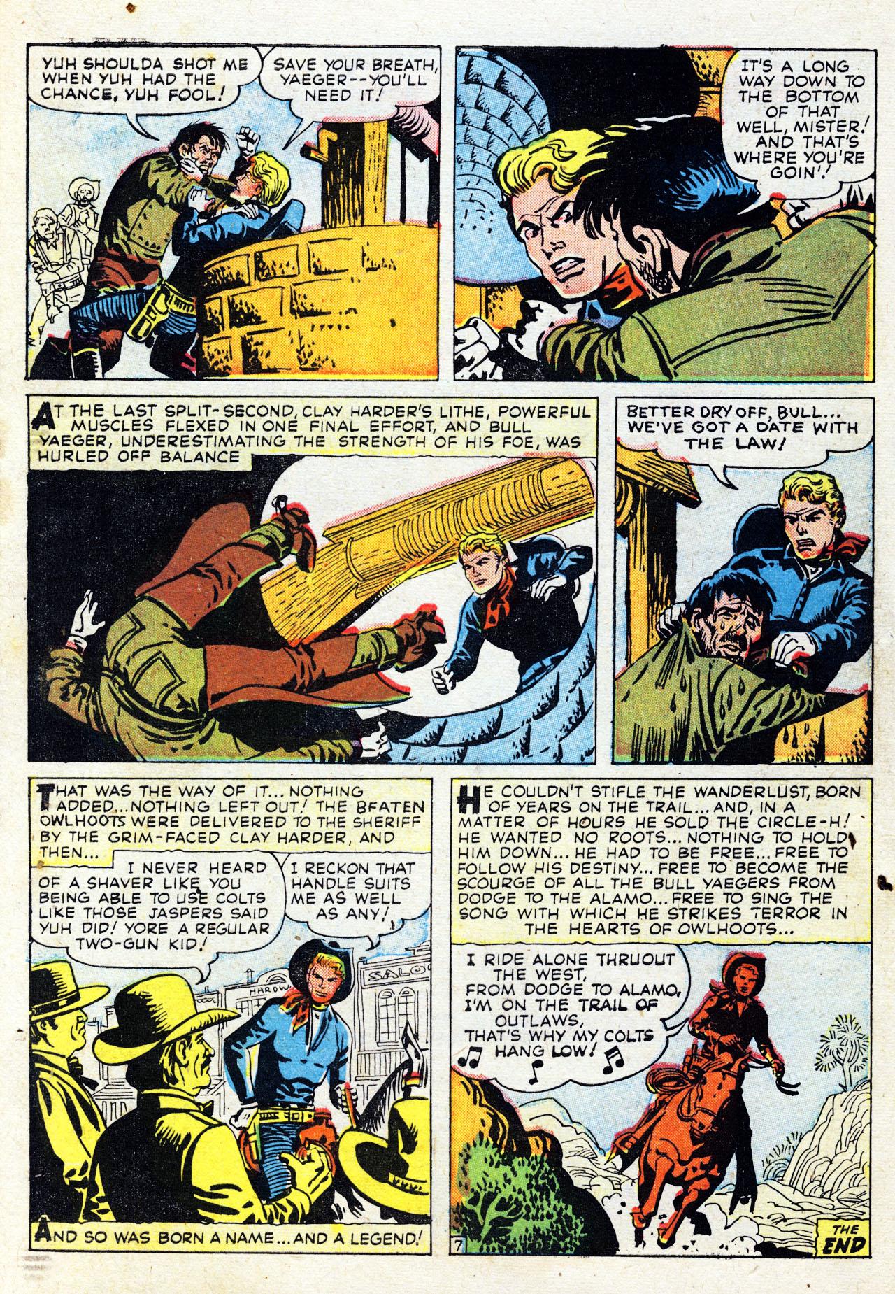 Read online Two-Gun Kid comic -  Issue #41 - 10