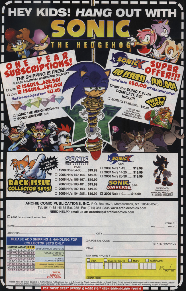 Read online Sonic Universe comic -  Issue #31 - 26