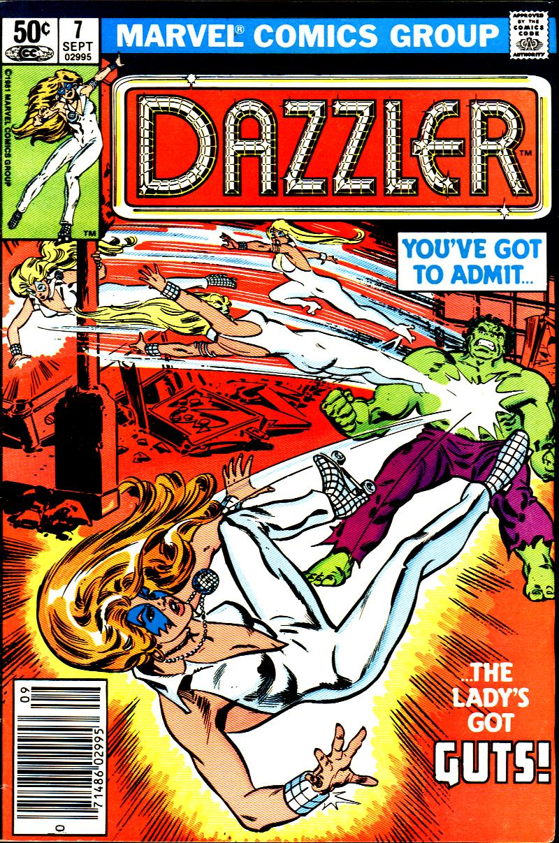 Dazzler (1981) 7 Page 1