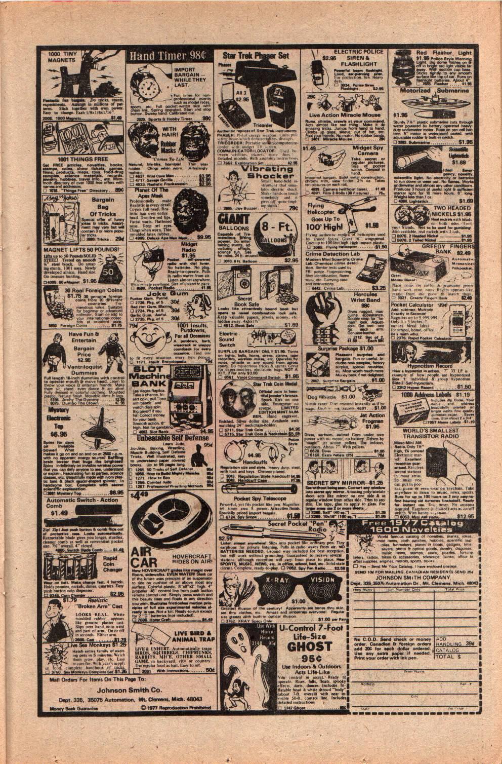 Read online Shazam! (1973) comic -  Issue #29 - 23