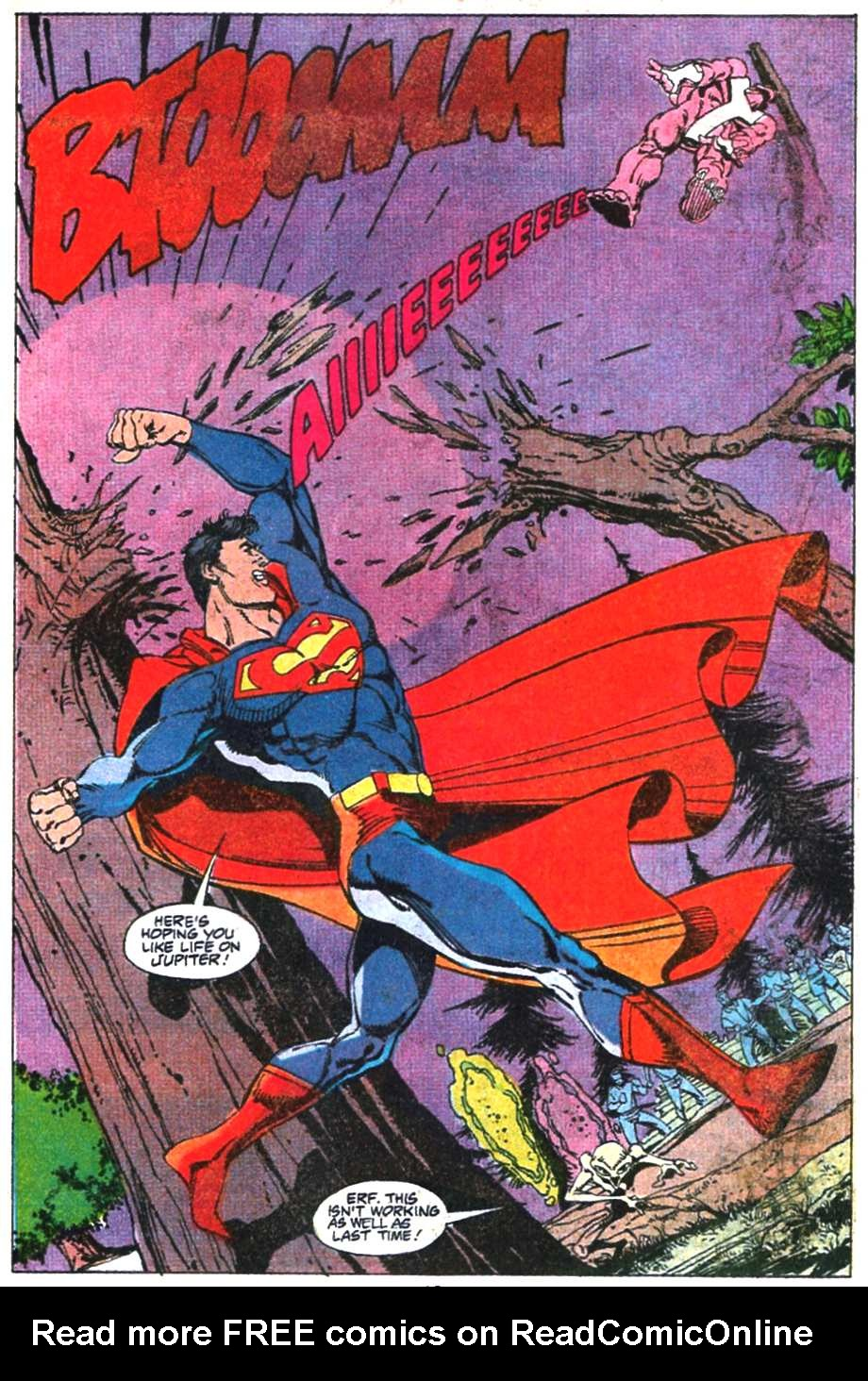 Read online Adventures of Superman (1987) comic -  Issue #469 - 17