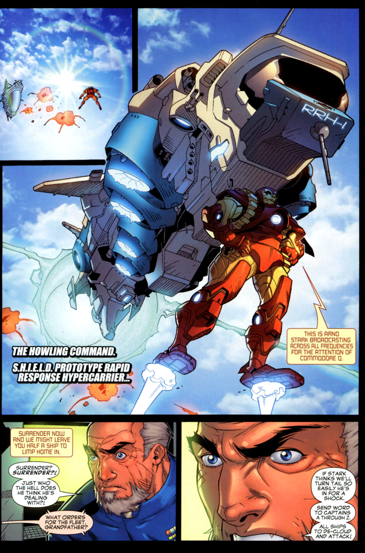 Read online Astonishing Tales (2009) comic -  Issue #4 - 16