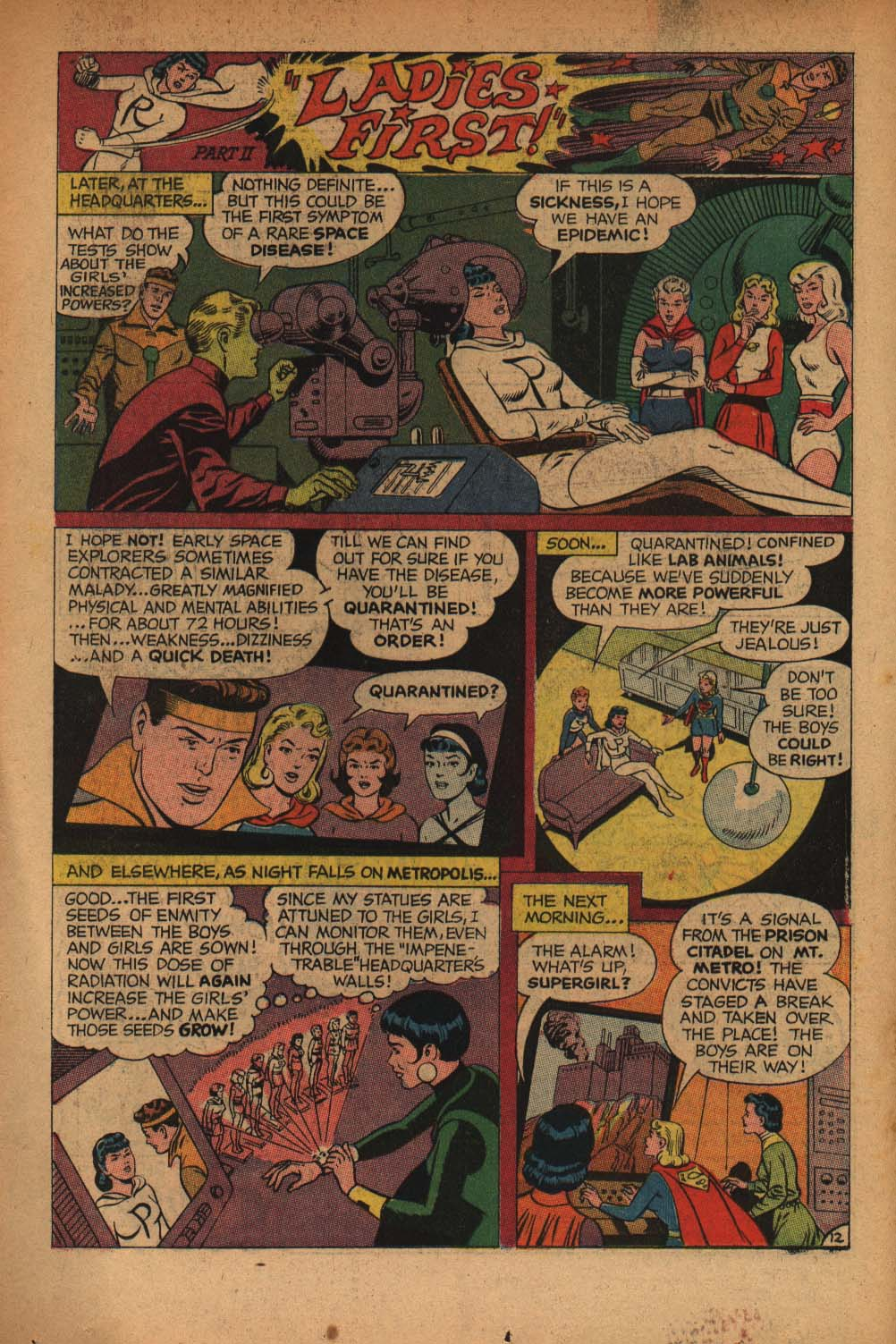 Read online Adventure Comics (1938) comic -  Issue #368 - 18