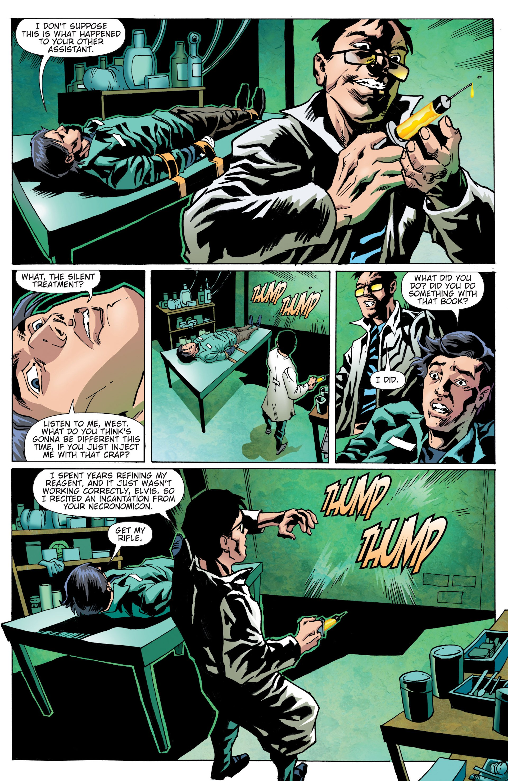 Read online Army of Darkness/Reanimator comic -  Issue #Army of Darkness/Reanimator Full - 26