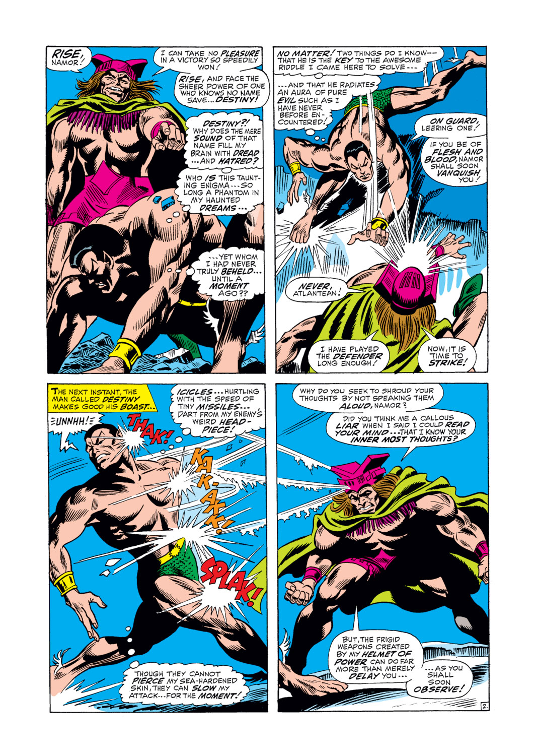 Iron Man and Sub-Mariner issue Full - Page 14