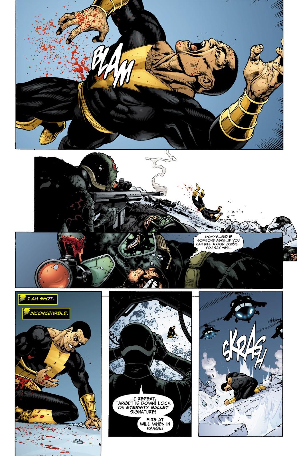 Black Adam: The Dark Age issue 6 - Page 6